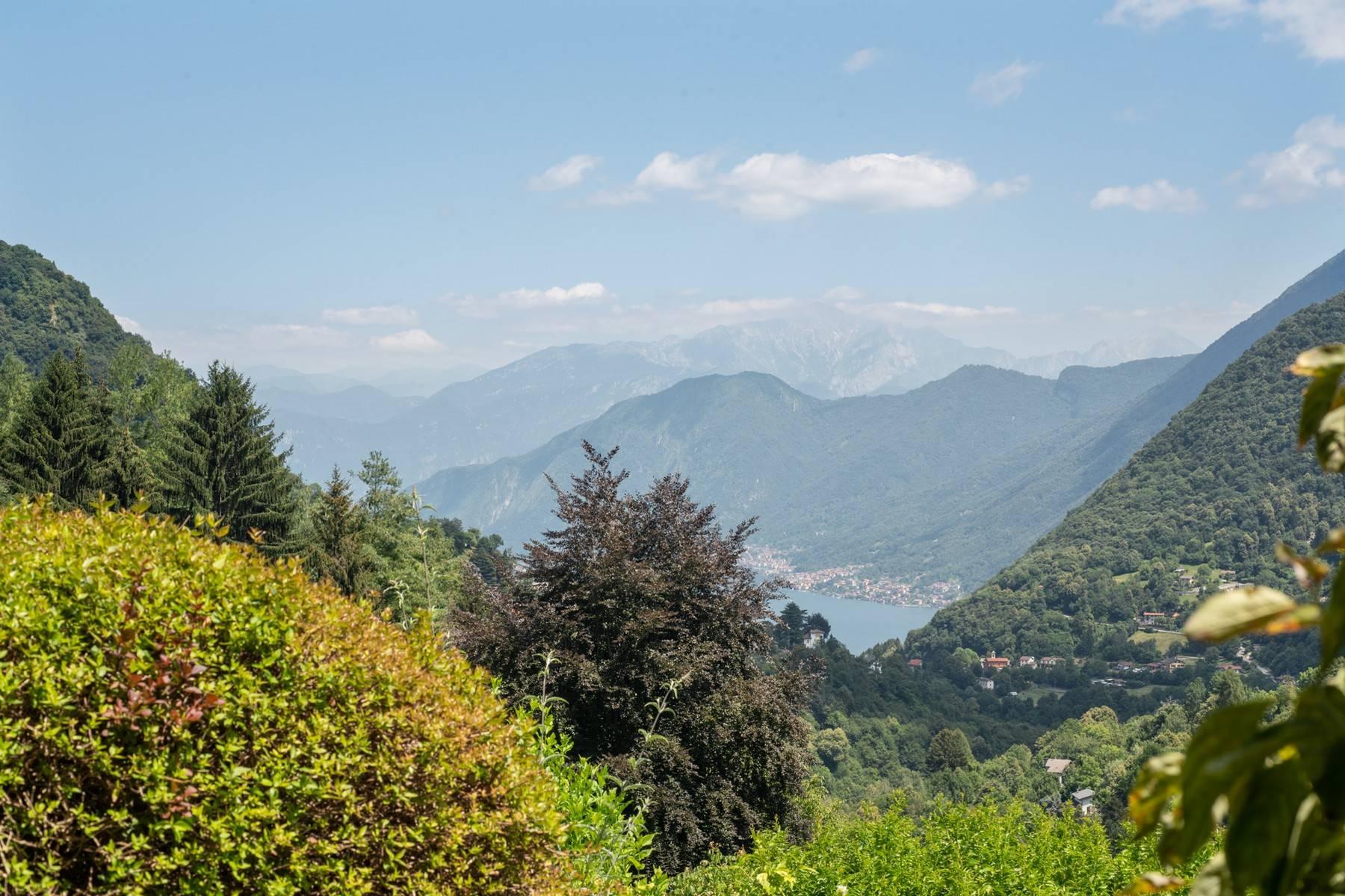 Villa in Vendita a Cerano D'Intelvi: 5 locali, 400 mq - Foto 4