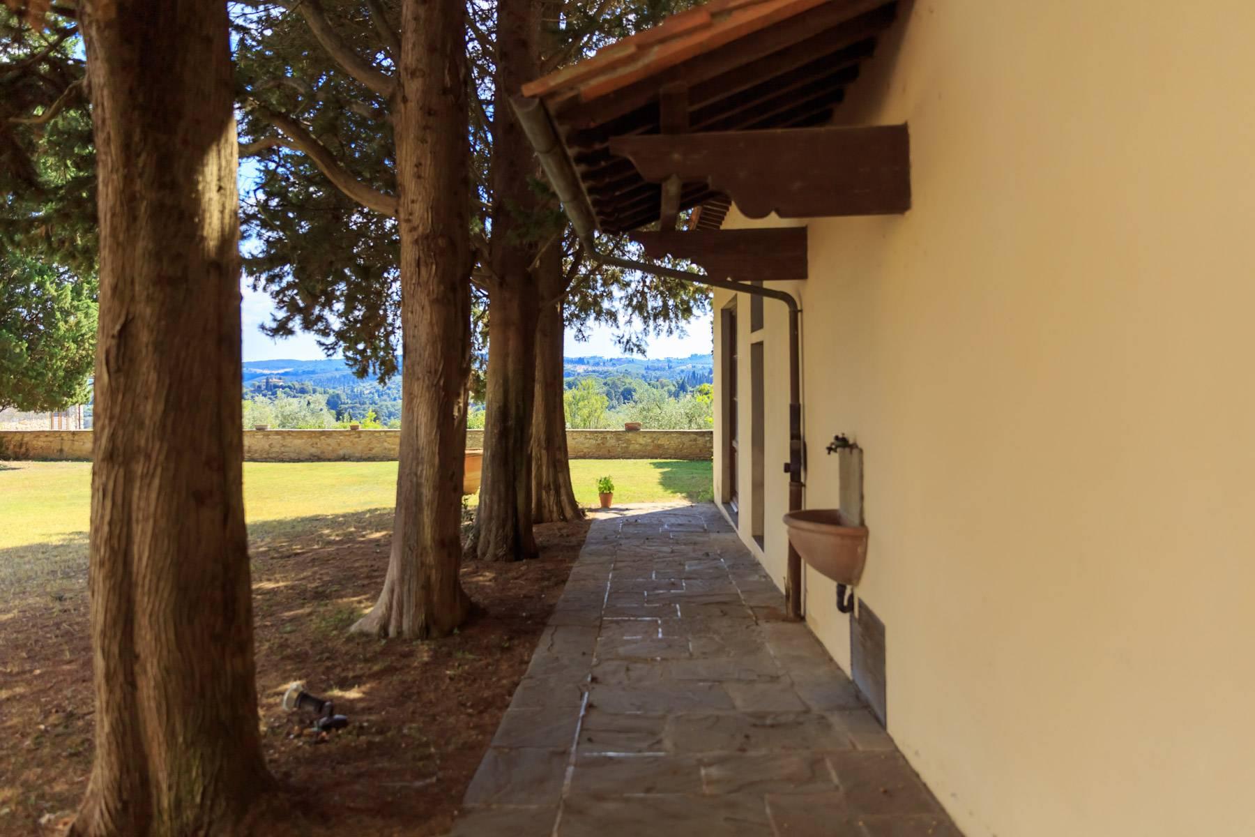 Villa in Vendita a Bagno A Ripoli: 5 locali, 790 mq - Foto 12