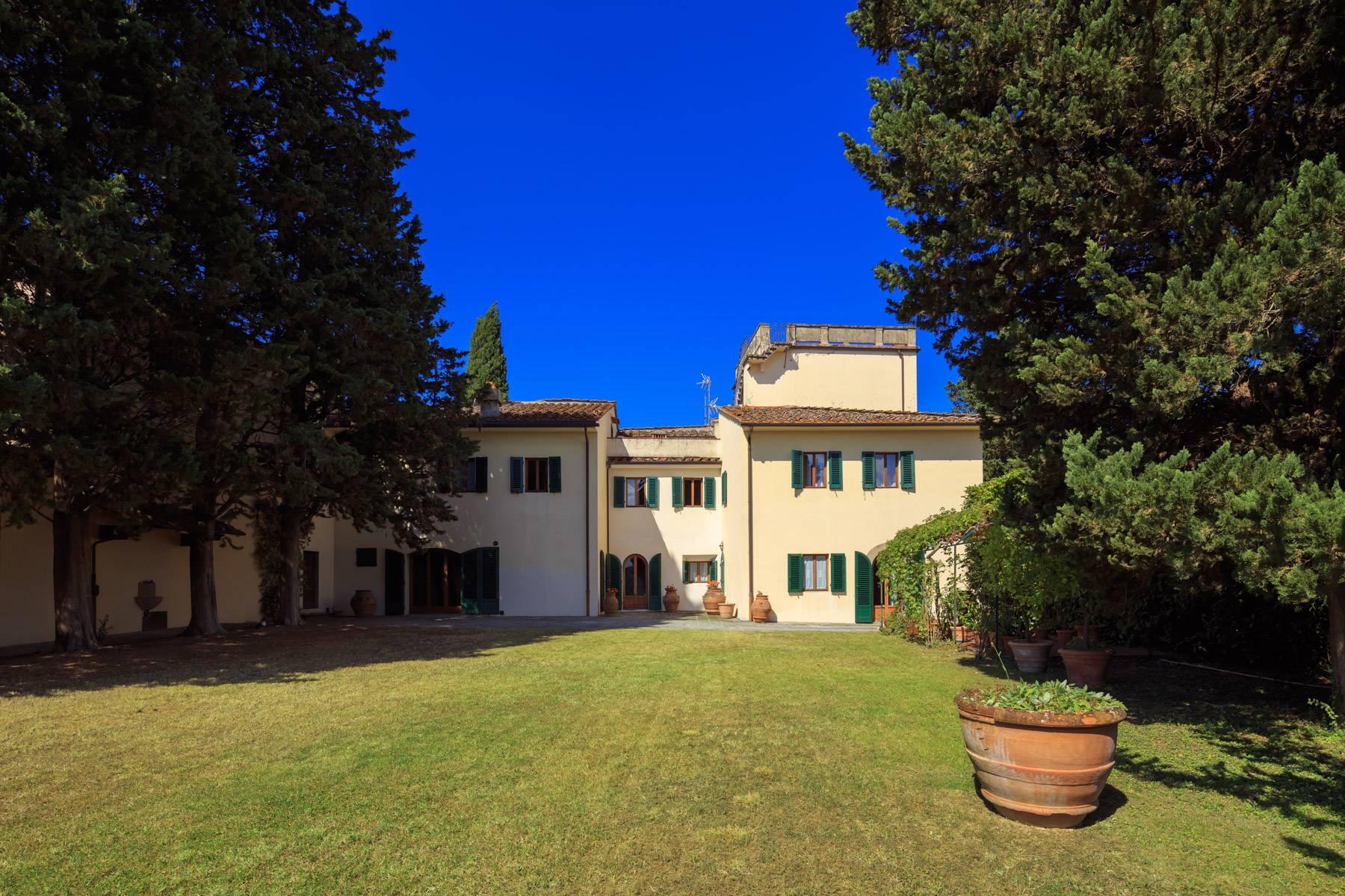 Villa in Vendita a Bagno A Ripoli via spedaletto
