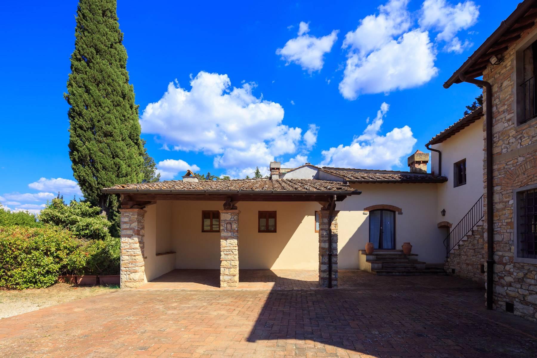 Villa in Vendita a Bagno A Ripoli: 5 locali, 790 mq - Foto 16