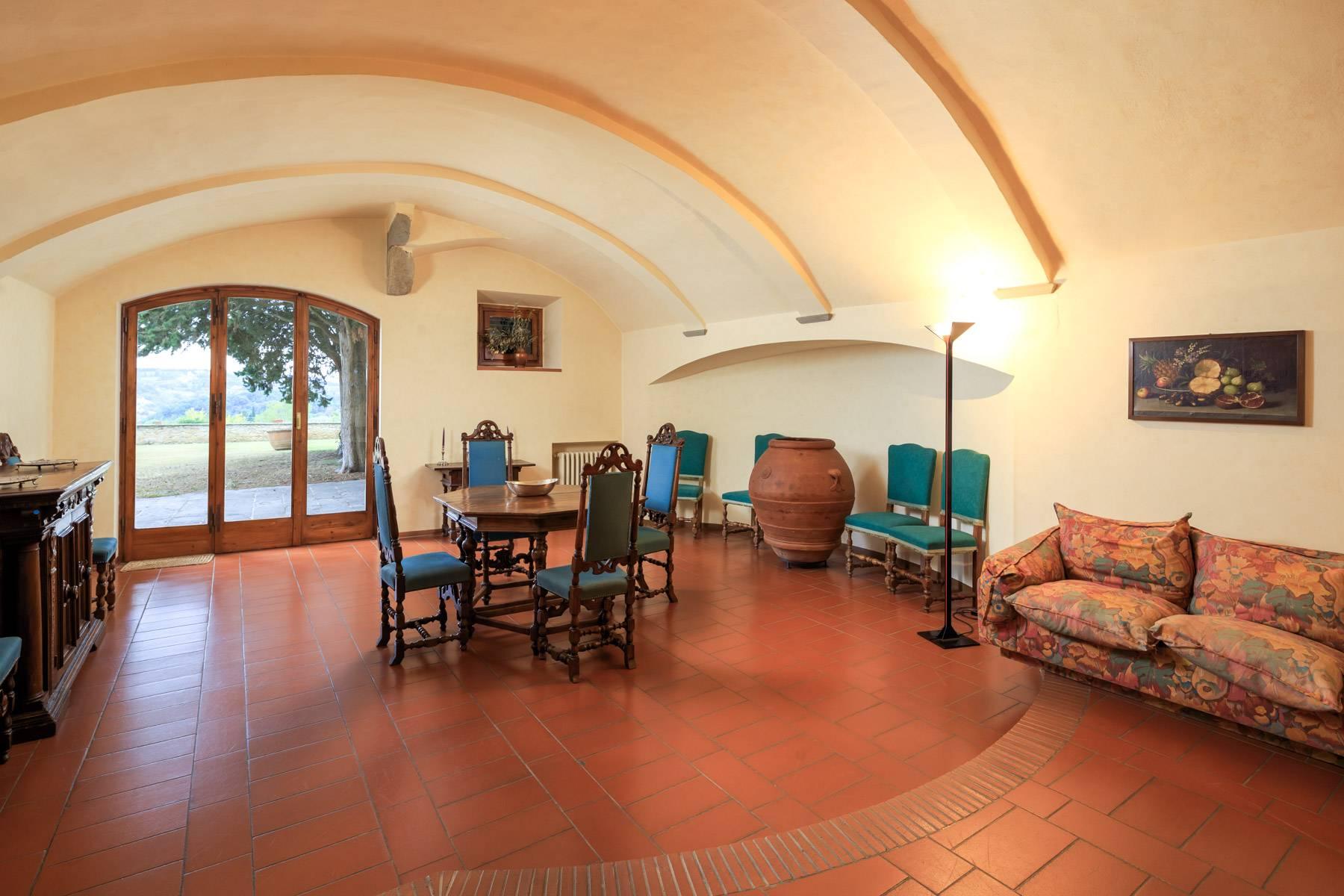 Villa in Vendita a Bagno A Ripoli: 5 locali, 790 mq - Foto 26
