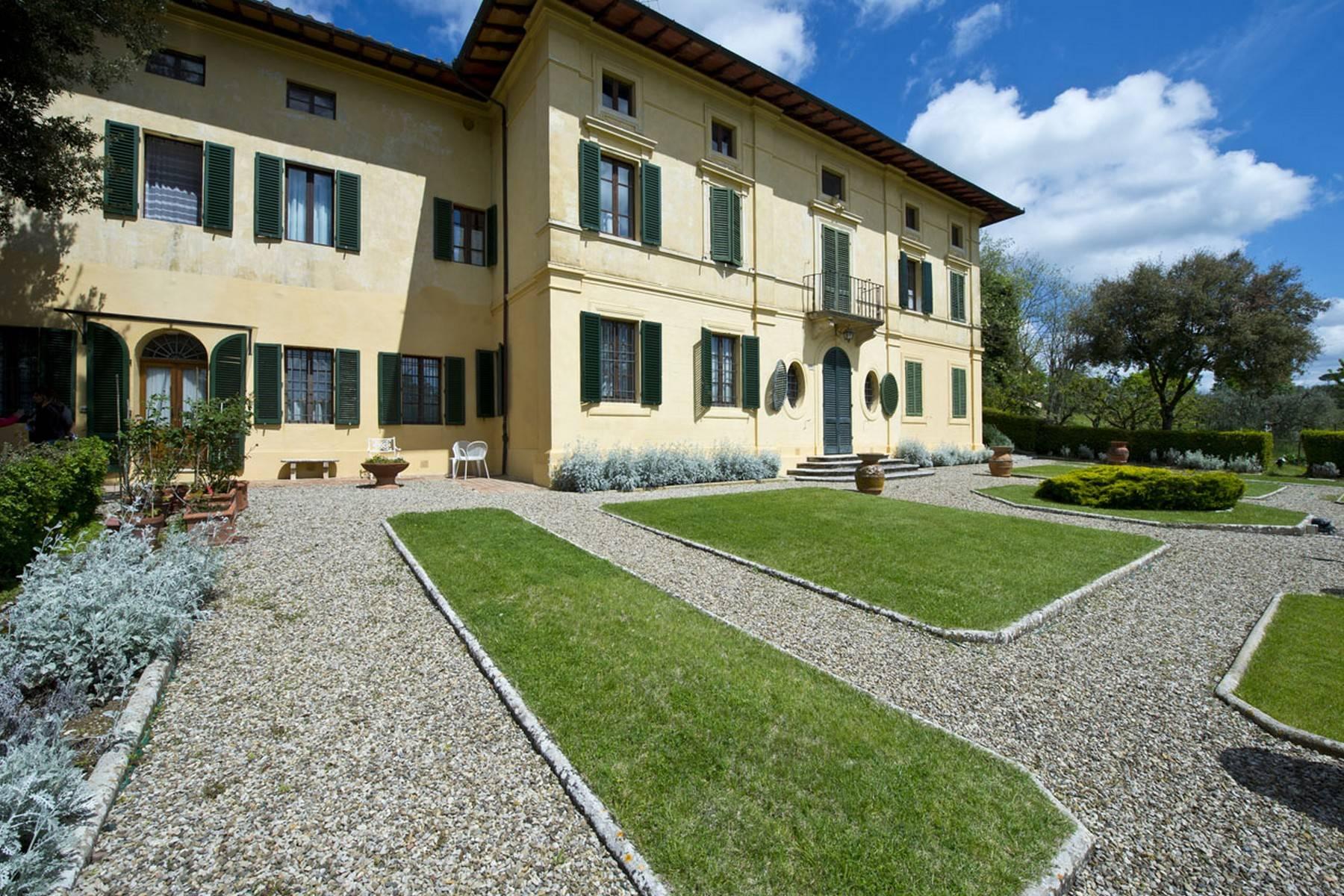 Villa in Vendita a Monteriggioni: 5 locali, 873 mq - Foto 2