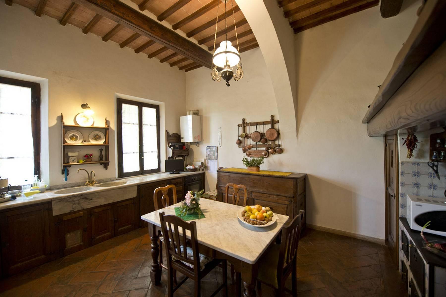 Villa in Vendita a Monteriggioni: 5 locali, 873 mq - Foto 12