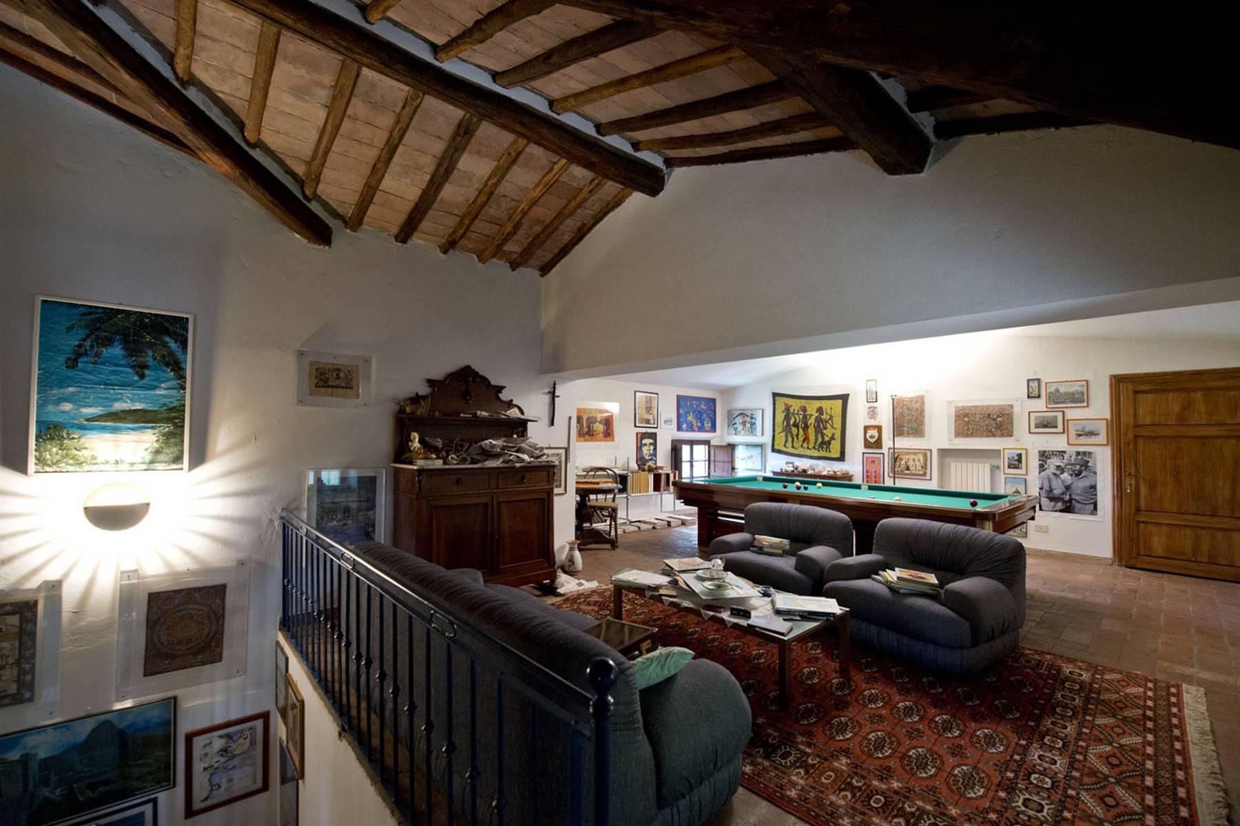 Villa in Vendita a Monteriggioni: 5 locali, 873 mq - Foto 17