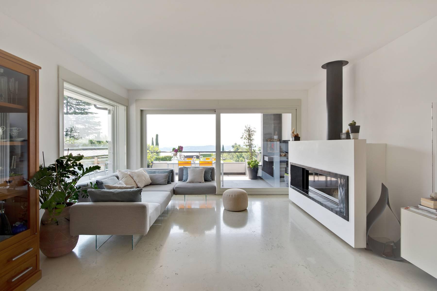 Appartamento in Vendita a Padenghe Sul Garda: 3 locali, 163 mq - Foto 4