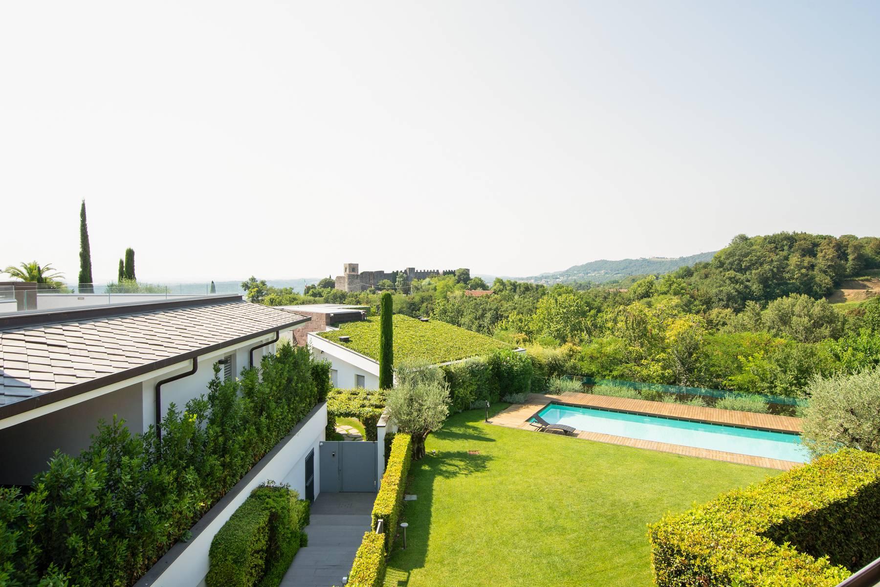 Appartamento in Vendita a Padenghe Sul Garda: 3 locali, 163 mq - Foto 12