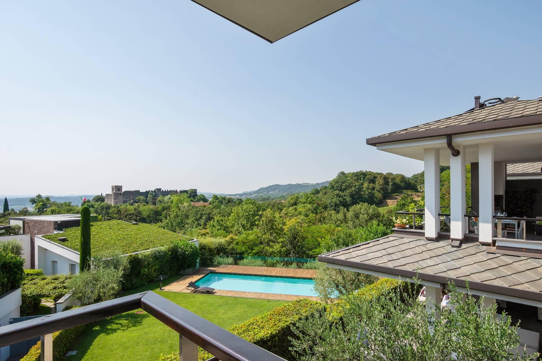 Appartamento in Vendita a Padenghe Sul Garda: 3 locali, 163 mq - Foto 13