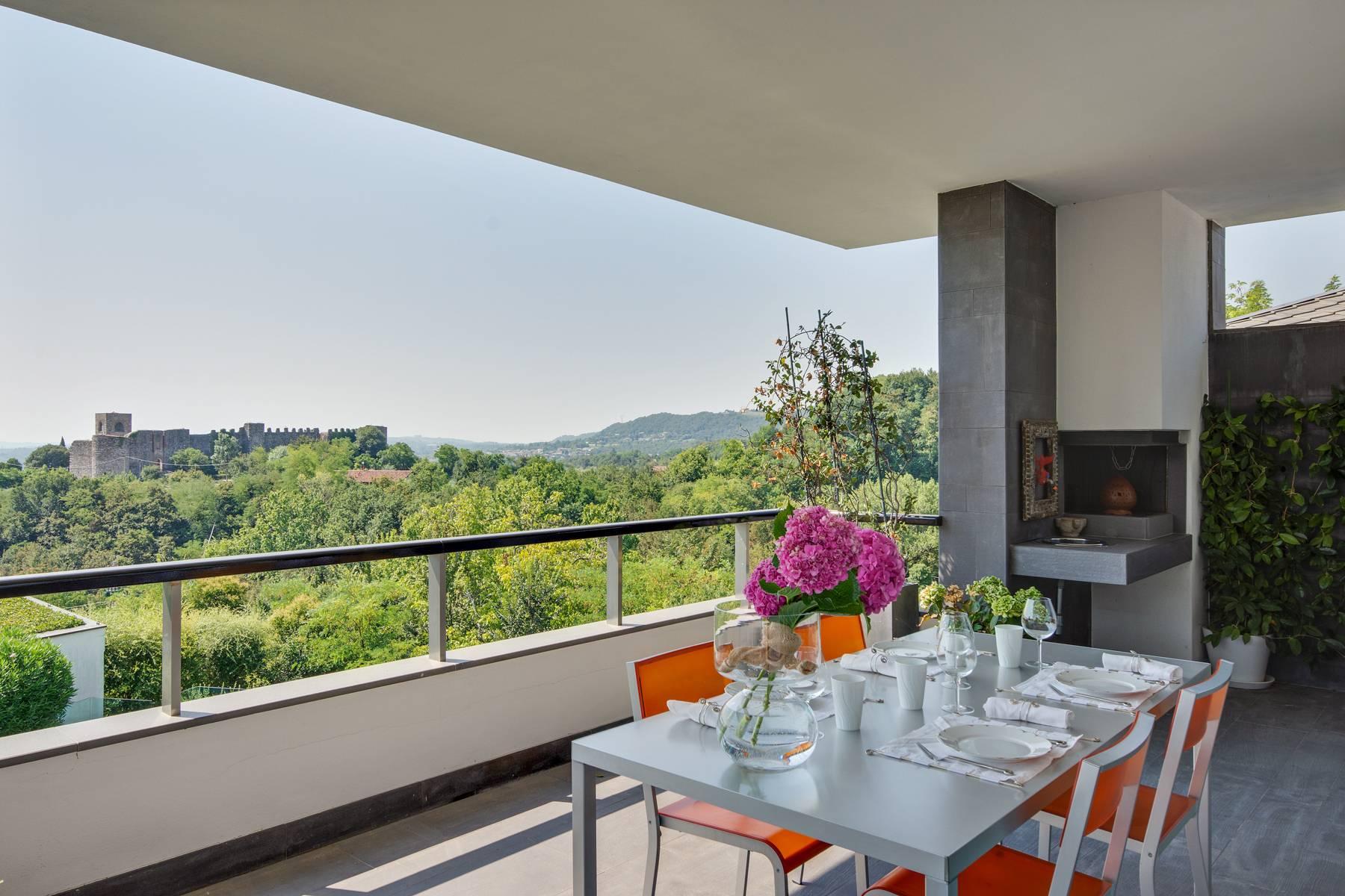 Appartamento in Vendita a Padenghe Sul Garda: 3 locali, 163 mq - Foto 28