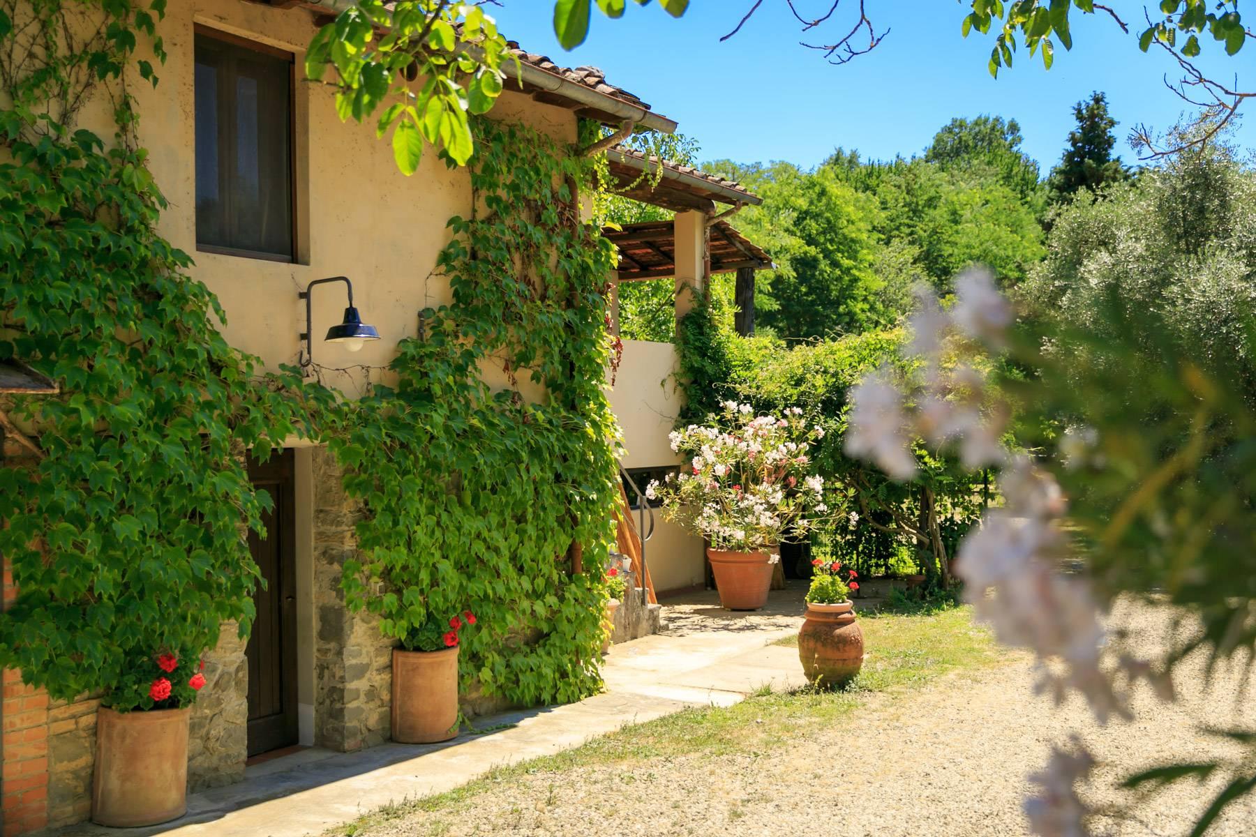 Rustico in Vendita a Terranuova Bracciolini: 5 locali, 875 mq - Foto 4
