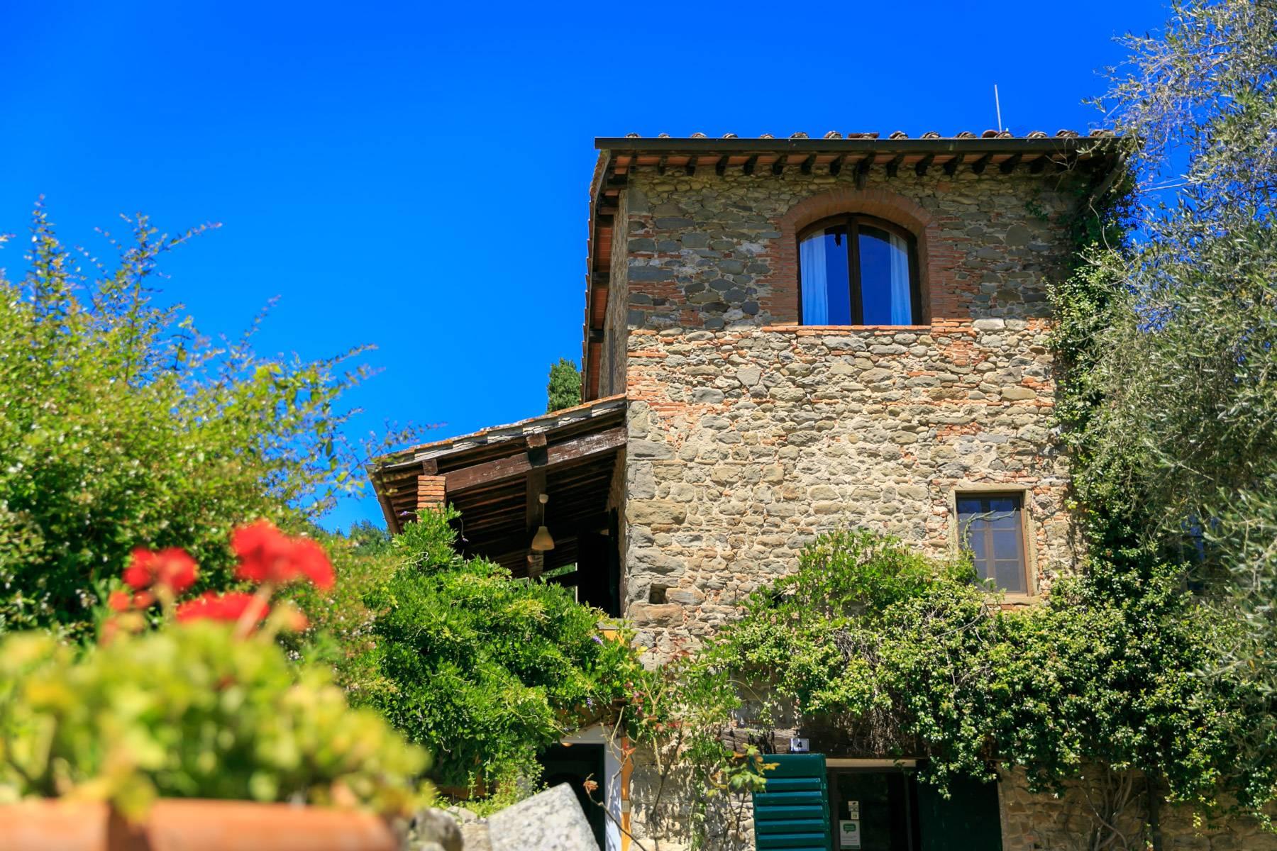 Rustico in Vendita a Terranuova Bracciolini: 5 locali, 875 mq - Foto 22