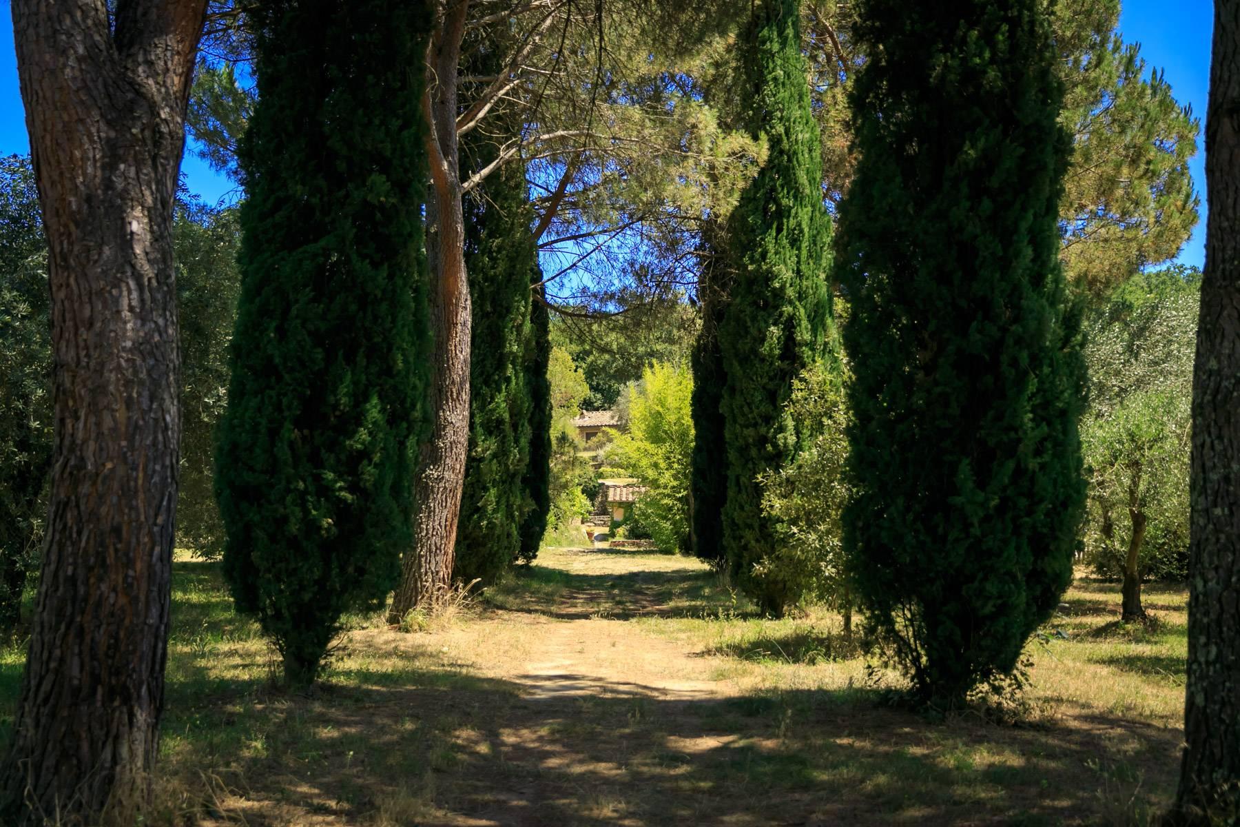 Rustico in Vendita a Terranuova Bracciolini: 5 locali, 875 mq - Foto 26