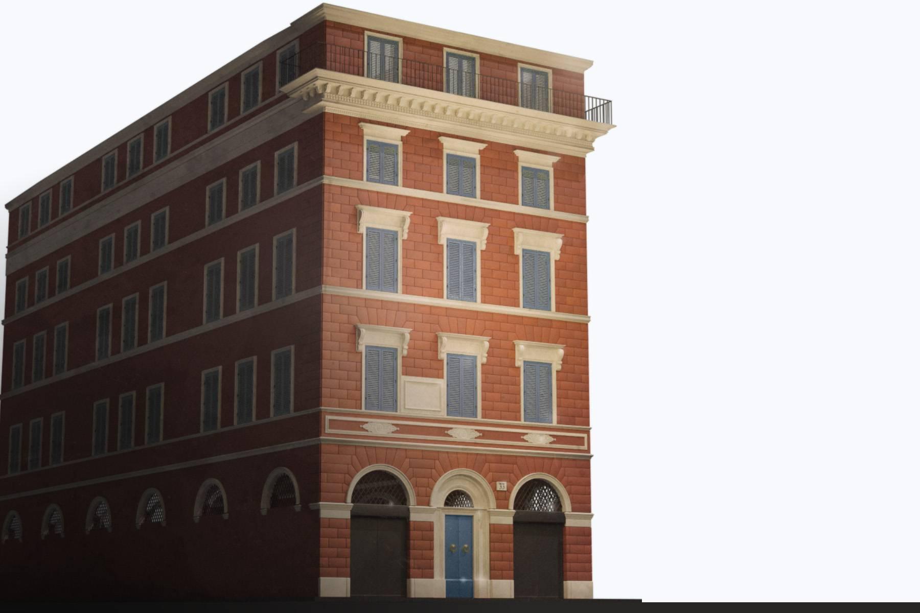 Appartamento in Vendita a Roma: 5 locali, 297 mq - Foto 2