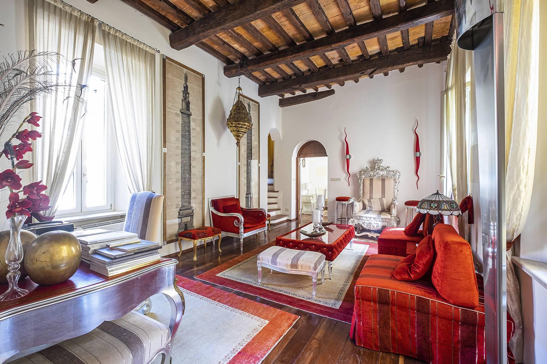 Appartamento in Affitto a Roma 01 Centro Storico:  4 locali, 150 mq  - Foto 1