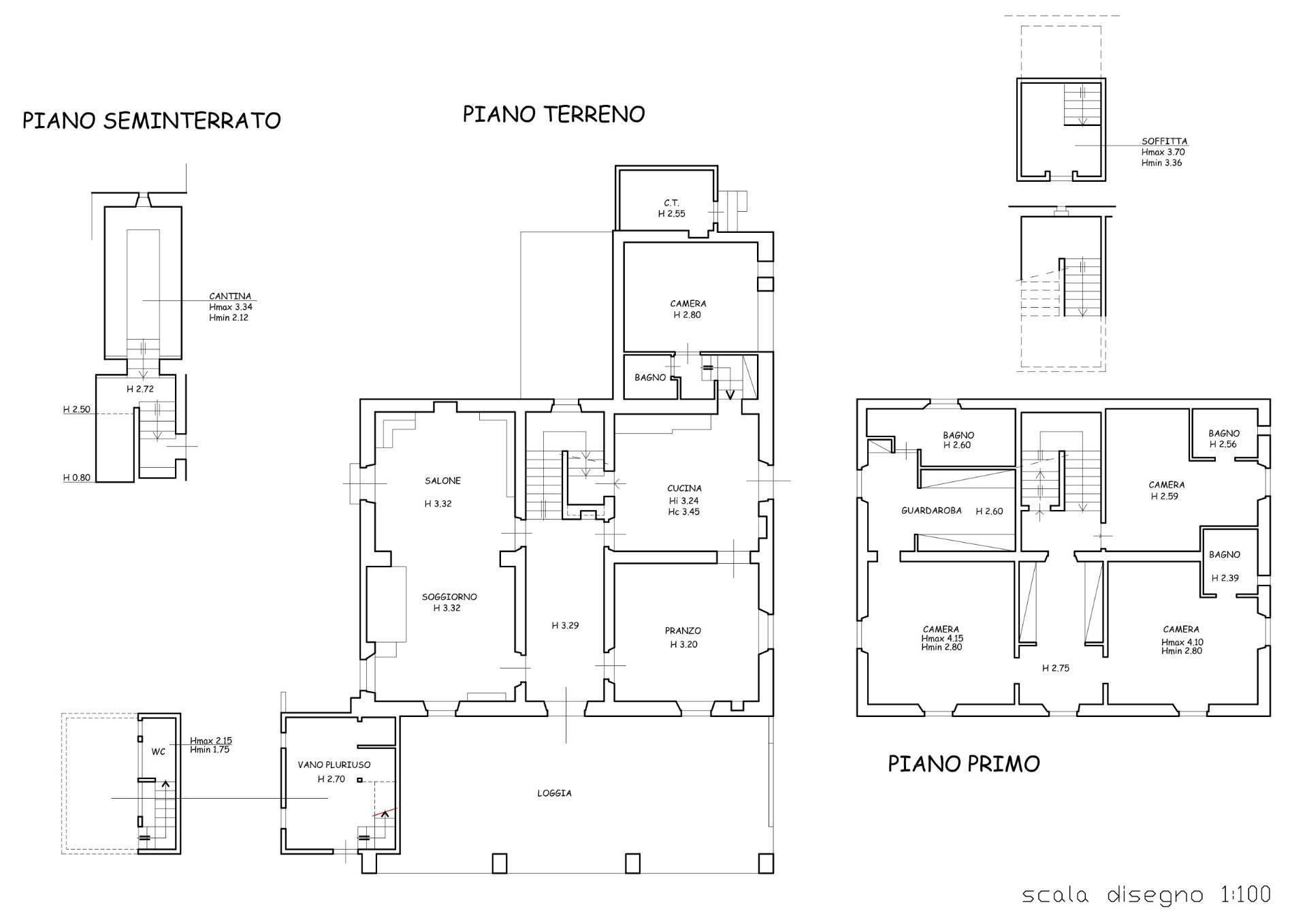 Villa in Affitto a Impruneta: 5 locali, 470 mq - Foto 21