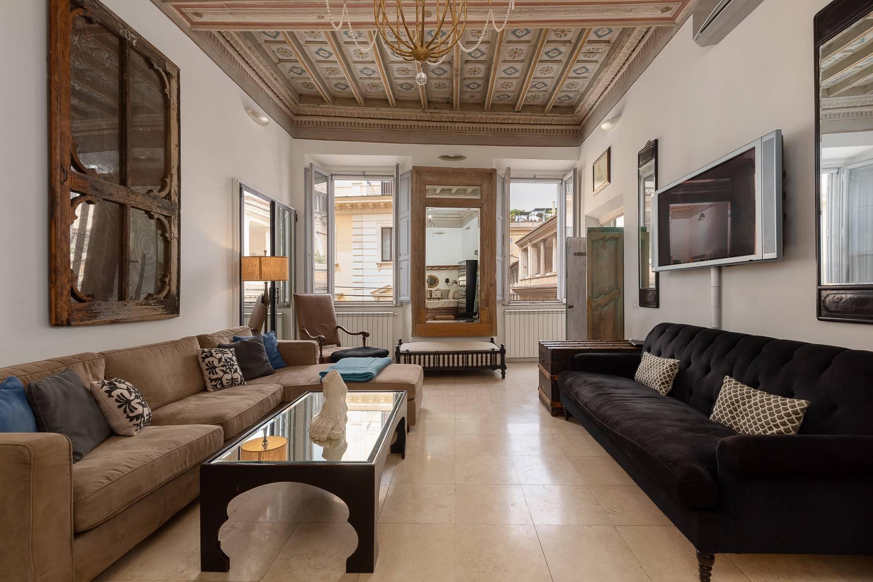 Appartamento in Vendita a Roma 01 Centro Storico:  3 locali, 107 mq  - Foto 1