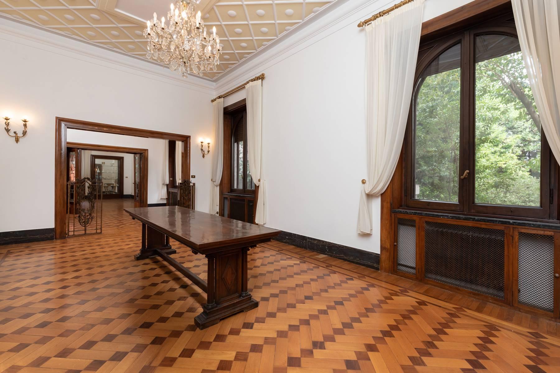 Villa in Vendita a Roma: 5 locali, 1100 mq - Foto 8