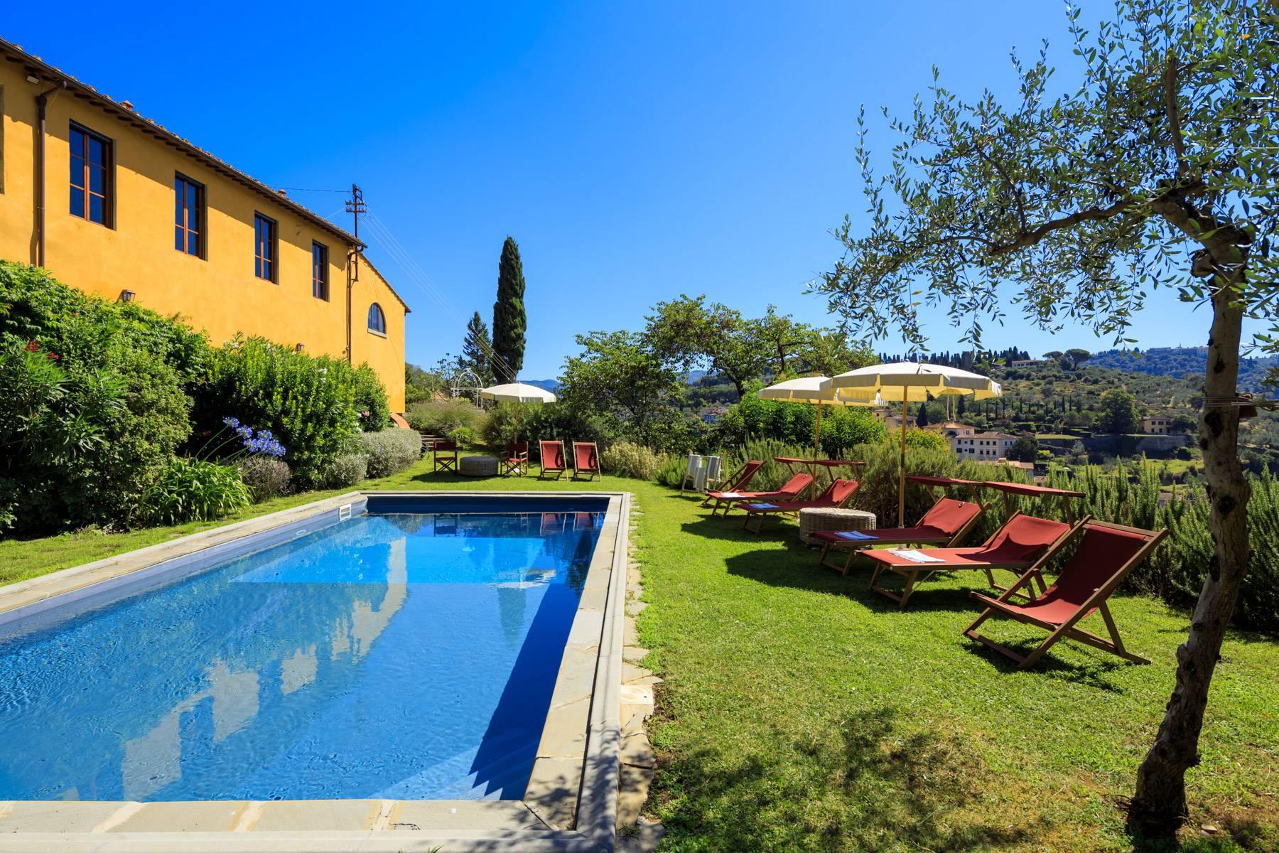 Villa in Affitto a Firenze: 5 locali, 600 mq - Foto 2