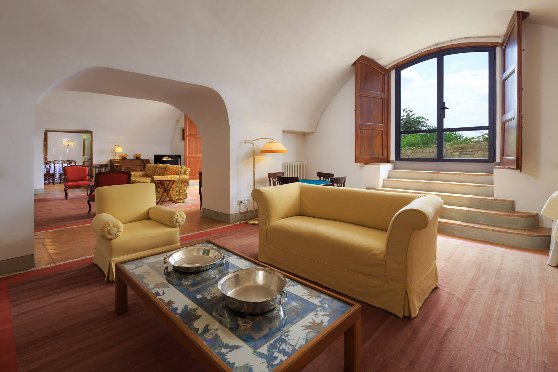 Villa in Affitto a Firenze: 5 locali, 600 mq - Foto 7