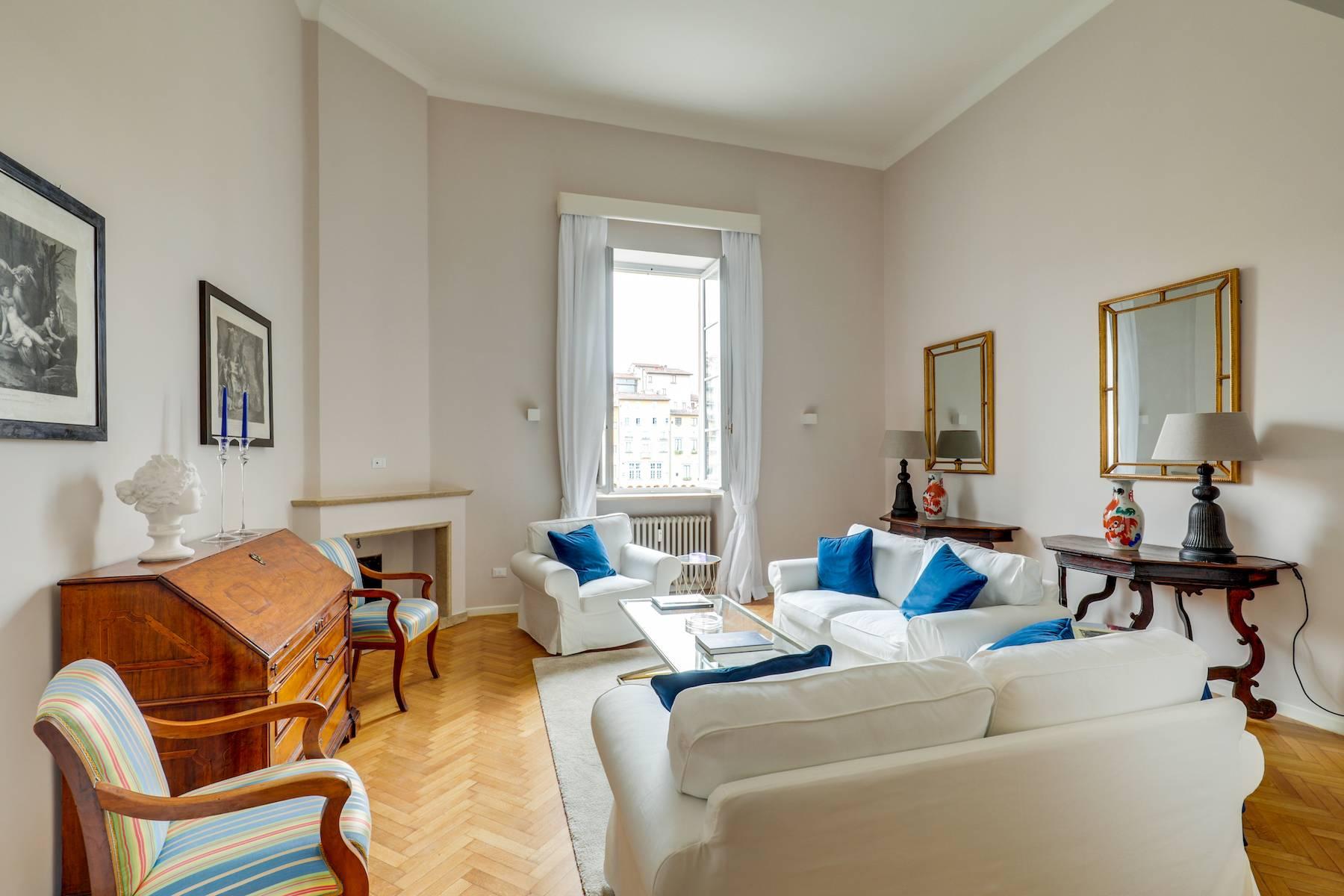 Appartamento in Affitto a Firenze: 5 locali, 195 mq - Foto 2