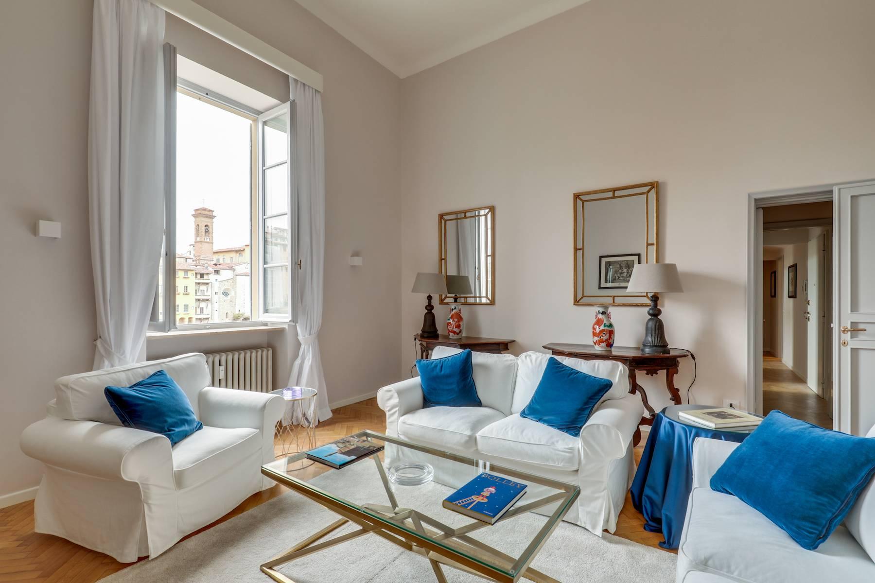 Appartamento in Affitto a Firenze: 5 locali, 195 mq - Foto 4
