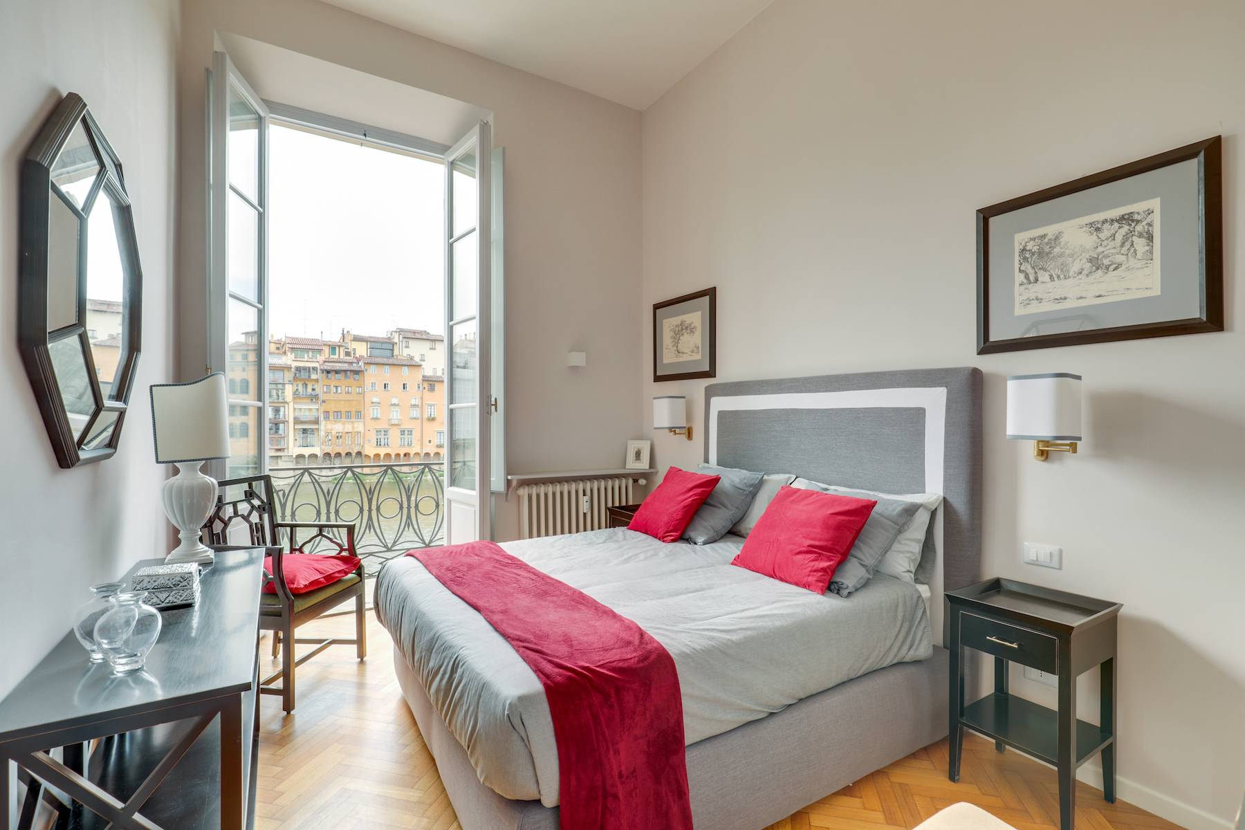 Appartamento in Affitto a Firenze: 5 locali, 195 mq - Foto 10