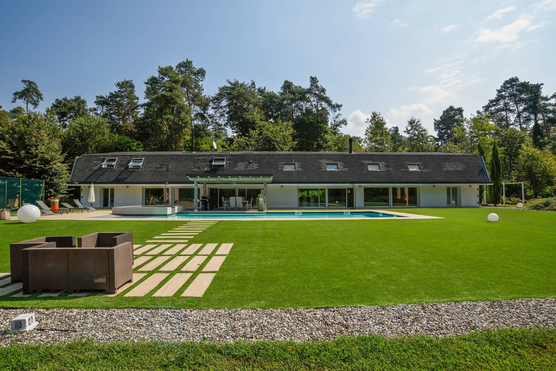 Villa in Vendita a Borgo Ticino: 5 locali, 750 mq - Foto 28