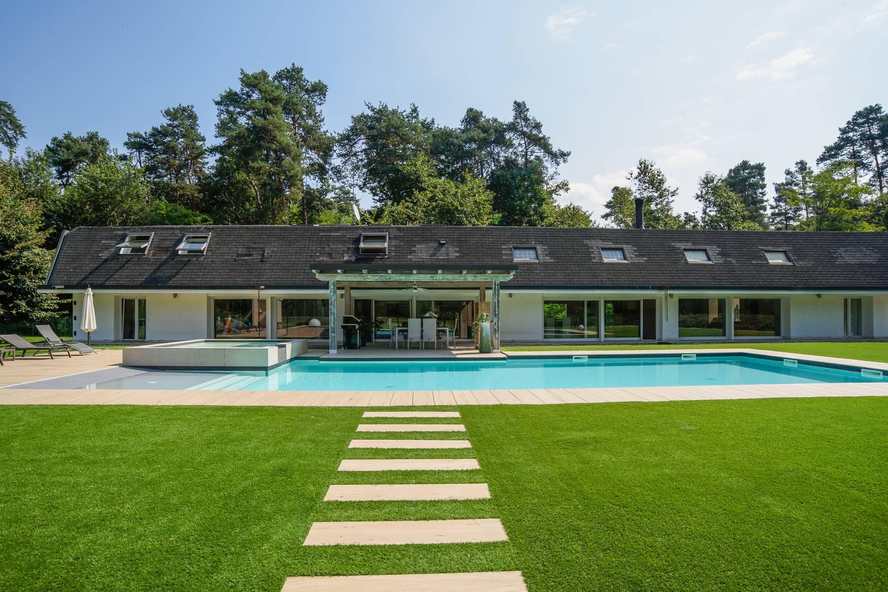 Villa in Vendita a Borgo Ticino: 5 locali, 750 mq - Foto 29