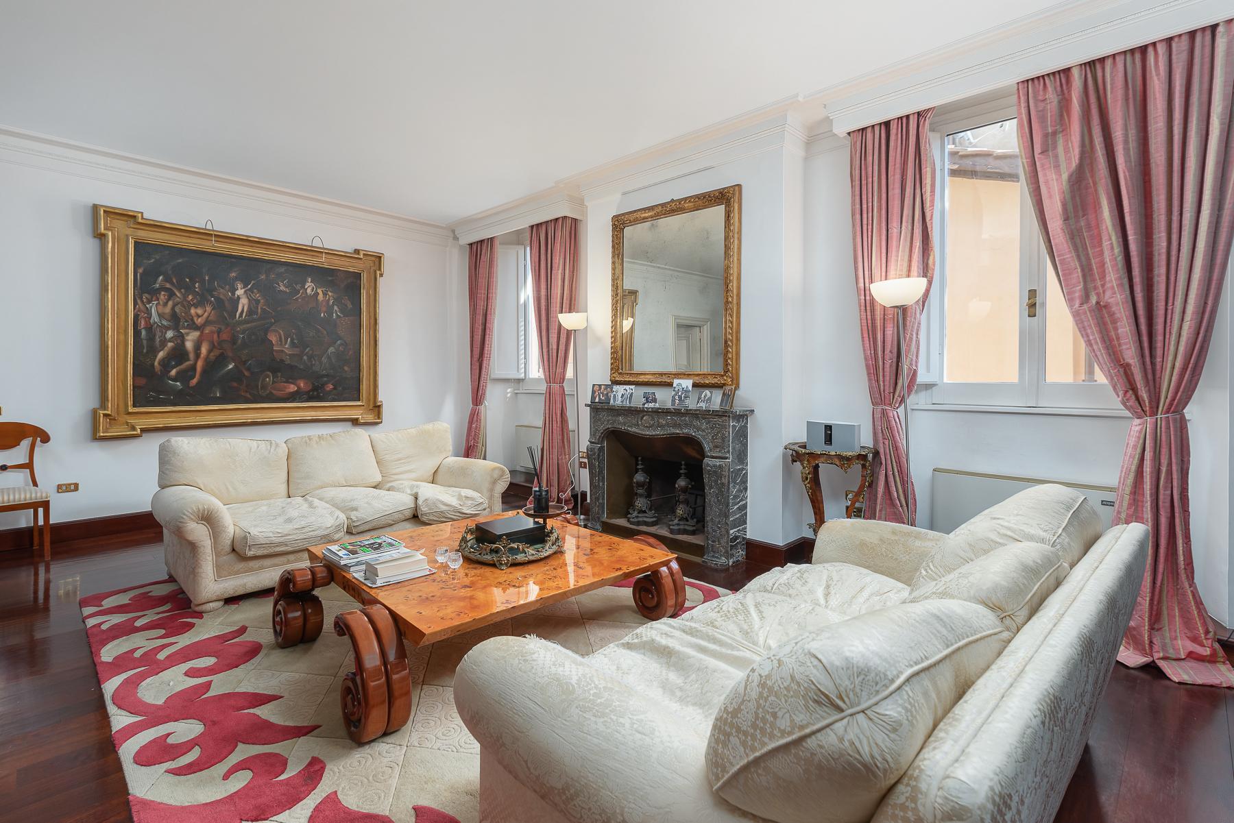 Appartamento in Vendita a Roma 01 Centro Storico: 4 locali, 127 mq