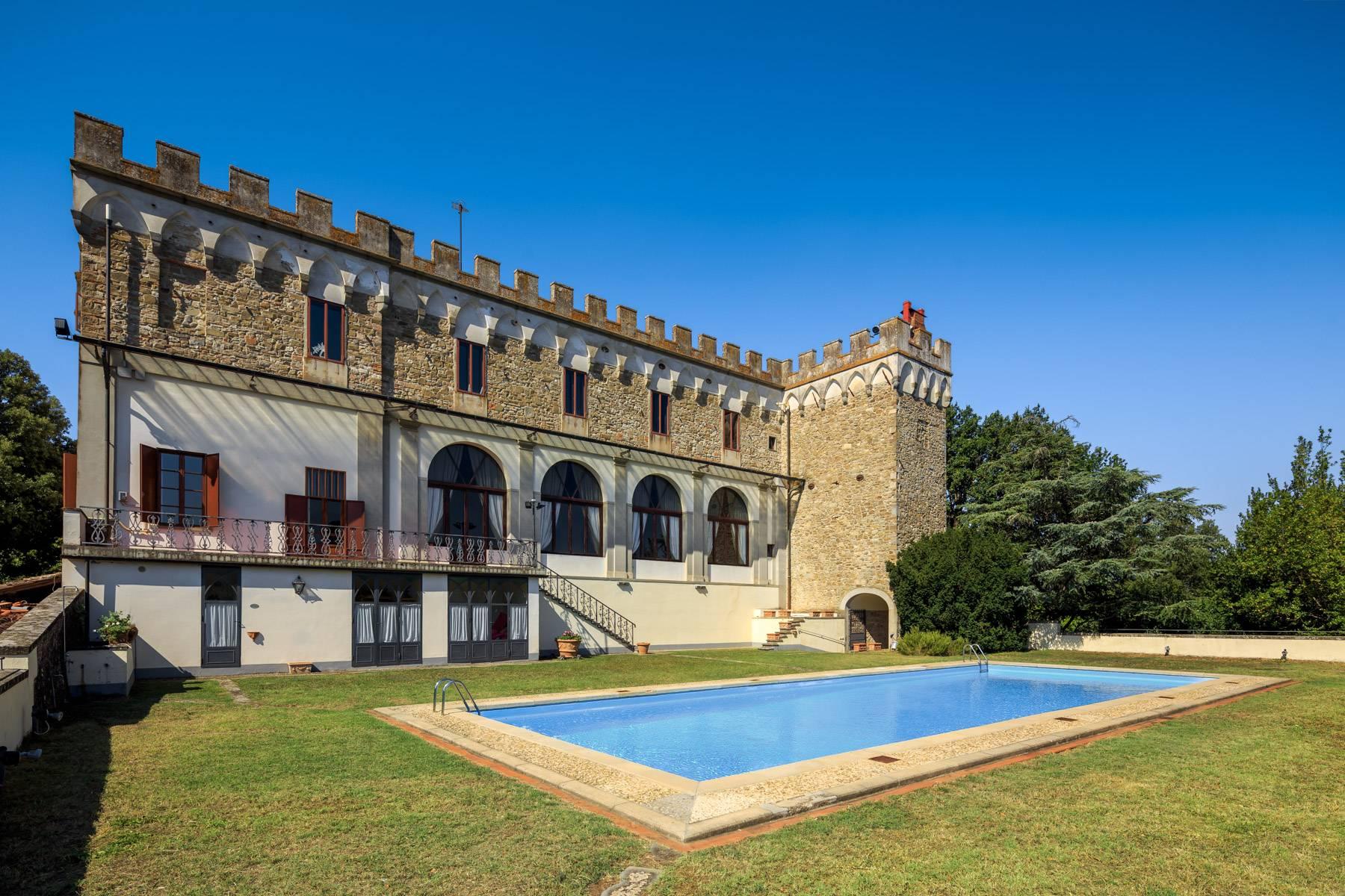 Villa in Vendita a Reggello: 5 locali, 2450 mq - Foto 26