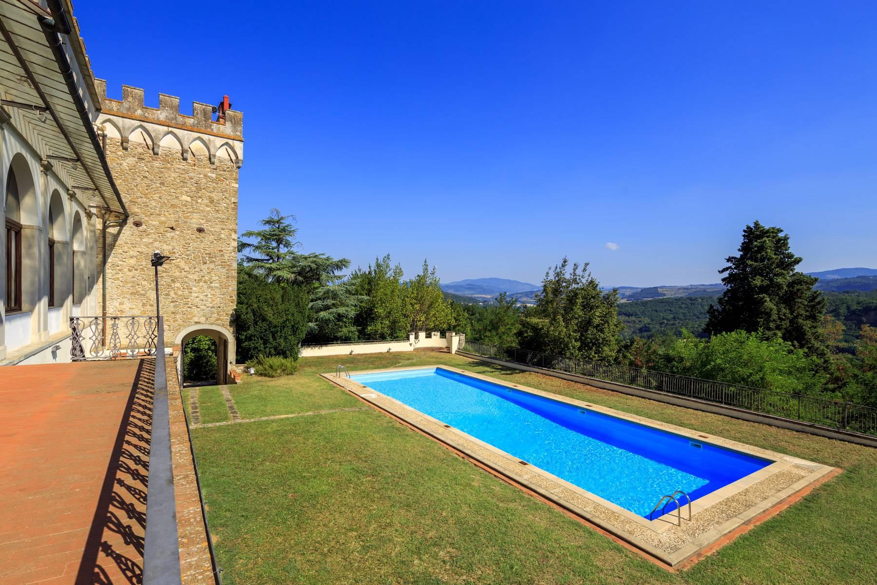 Villa in Vendita a Reggello: 5 locali, 2450 mq - Foto 27