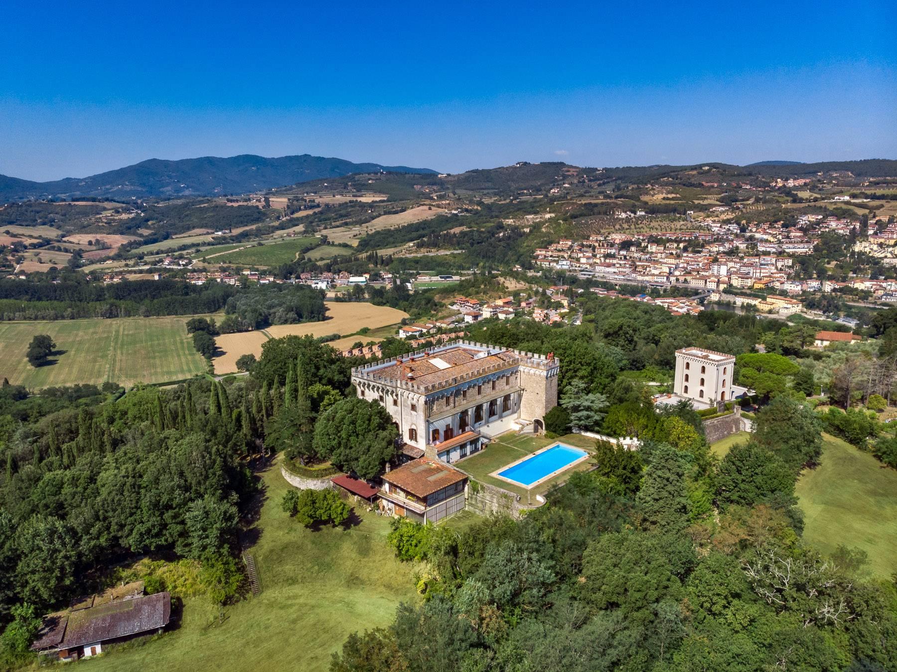 Villa in Vendita a Reggello: 5 locali, 2450 mq - Foto 29