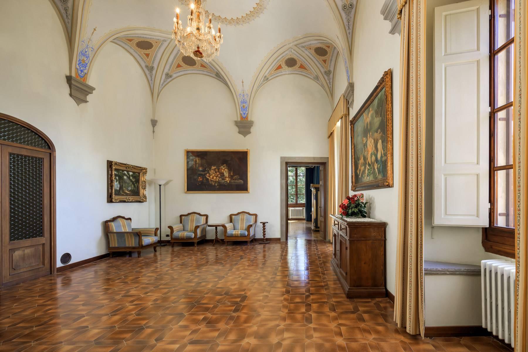 Villa in Vendita a Reggello: 5 locali, 2450 mq - Foto 11