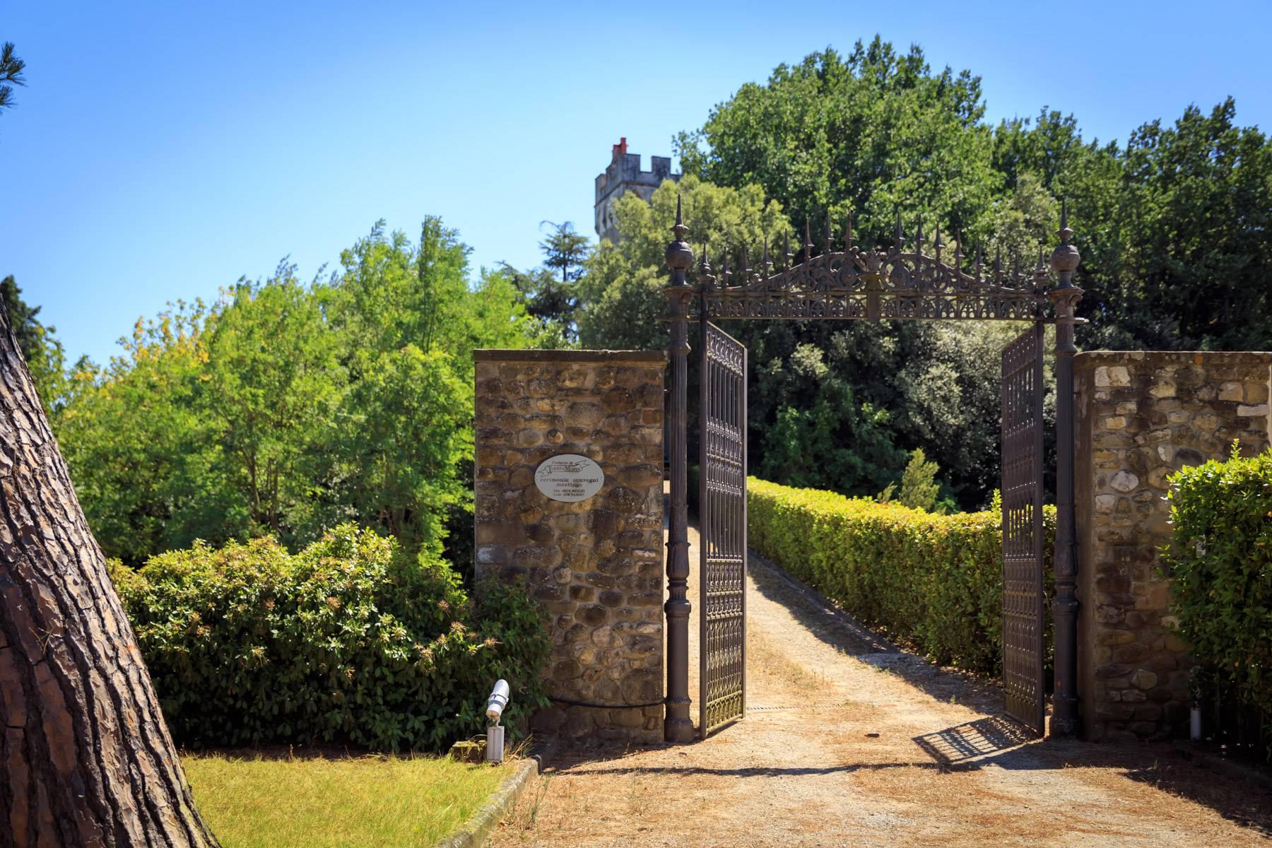 Villa in Vendita a Reggello: 5 locali, 2450 mq - Foto 25