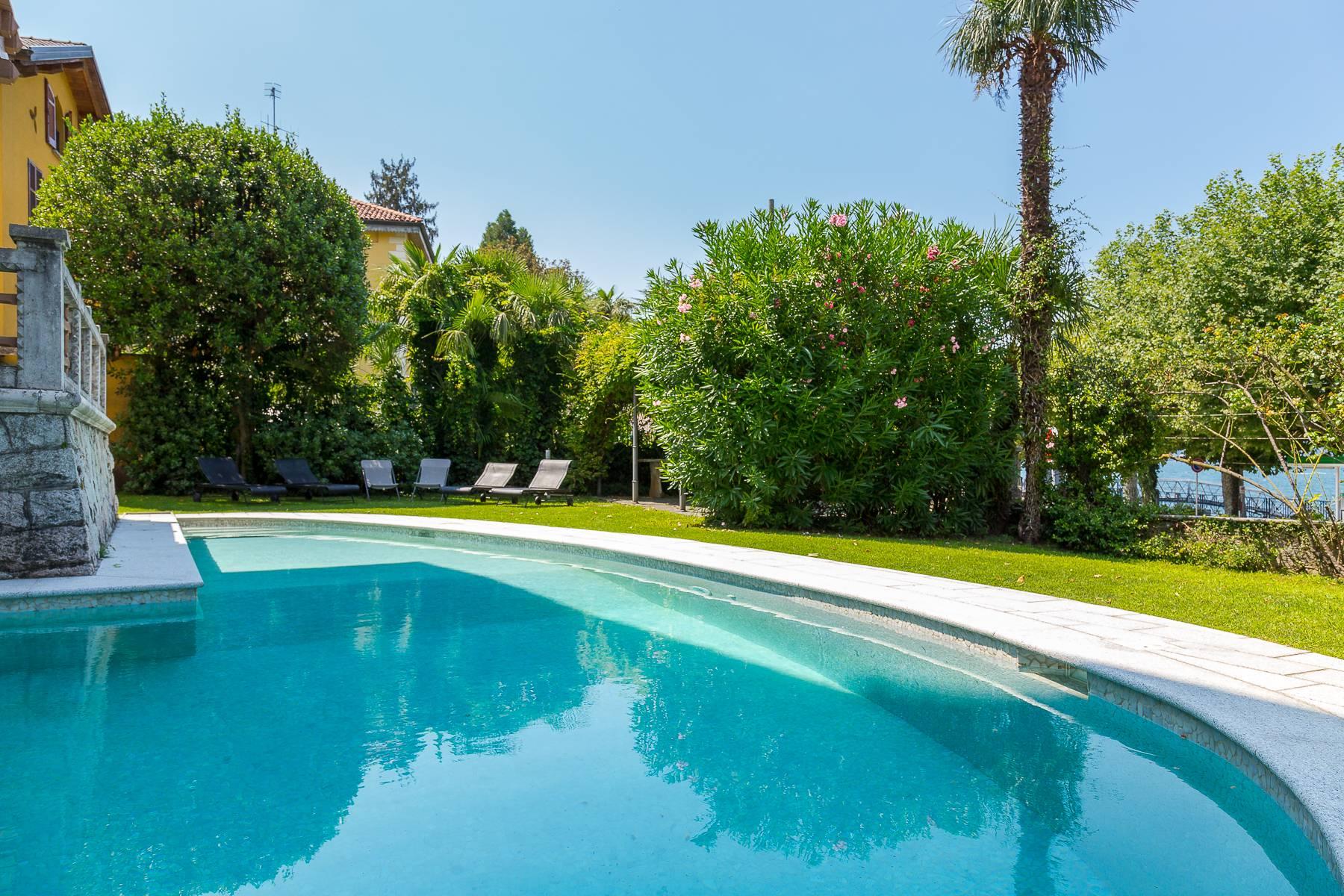 Villa in Affitto a Porto Valtravaglia: 5 locali, 400 mq - Foto 16