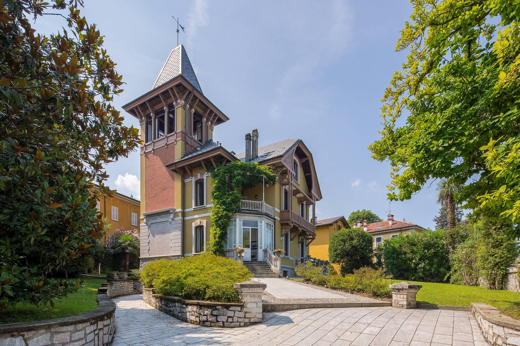 Villa in Affitto a Porto Valtravaglia: 5 locali, 400 mq - Foto 6