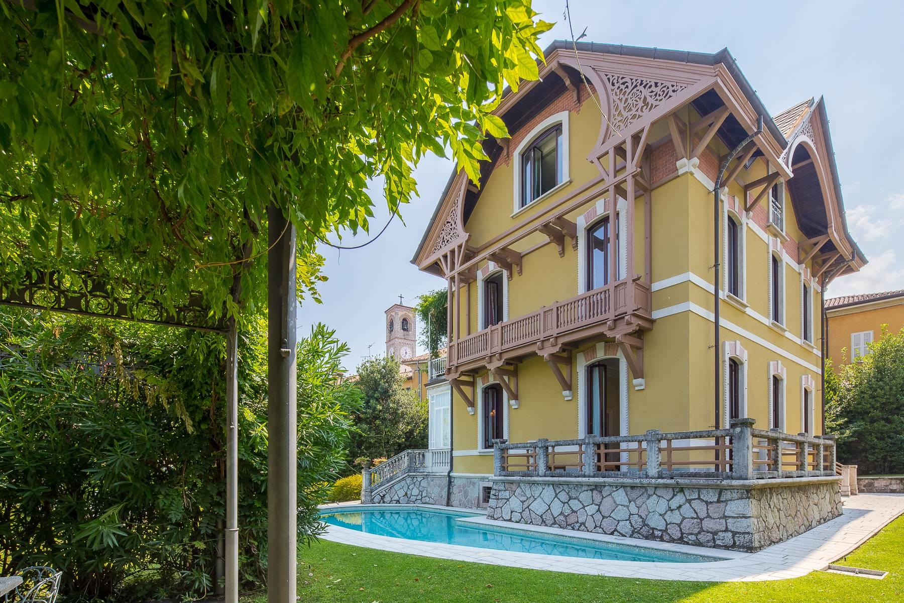 Villa in Affitto a Porto Valtravaglia: 5 locali, 400 mq - Foto 8