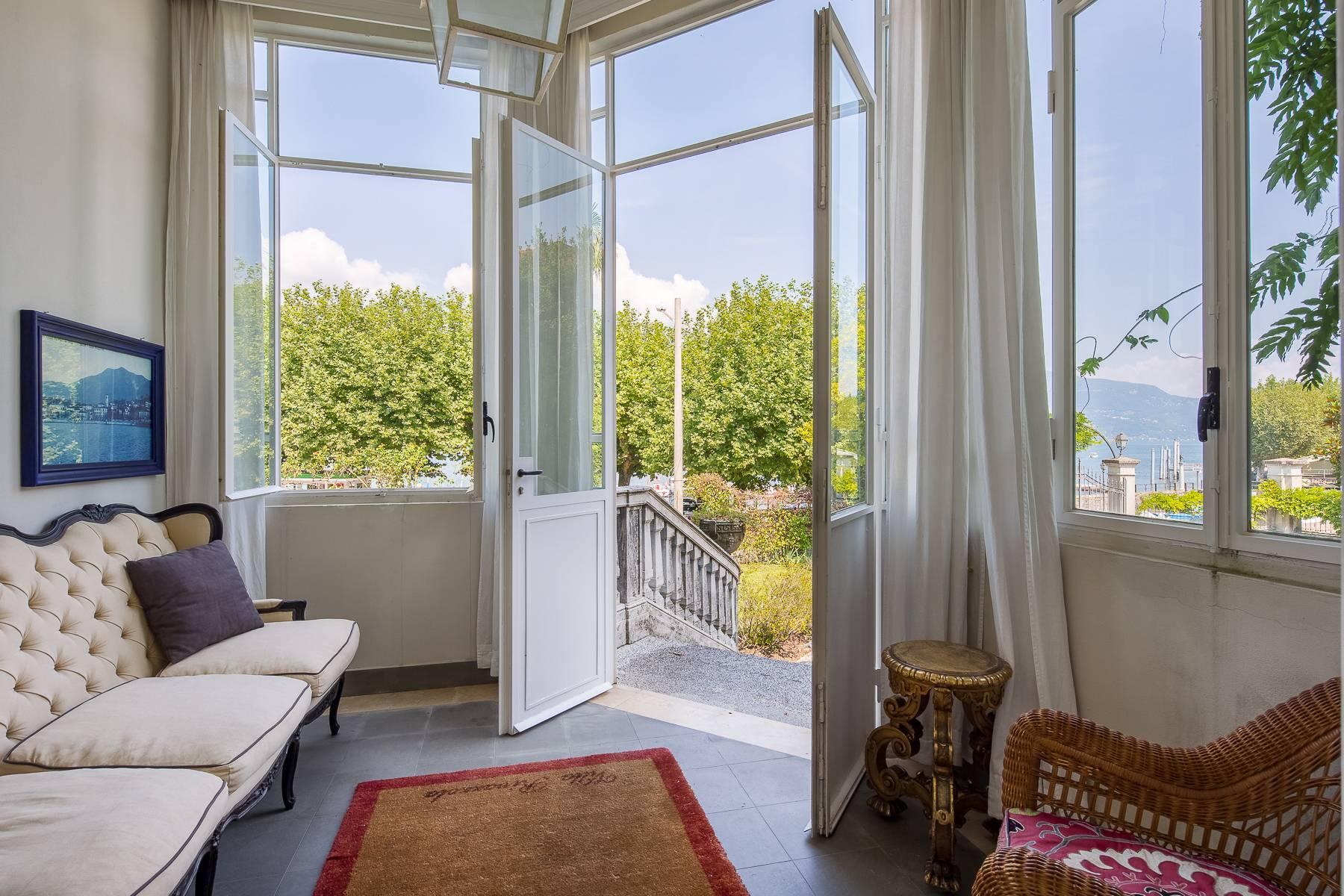 Villa in Affitto a Porto Valtravaglia: 5 locali, 400 mq - Foto 11