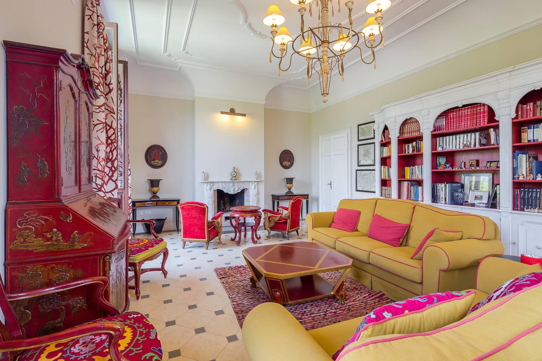 Villa in Affitto a Porto Valtravaglia: 5 locali, 400 mq - Foto 10