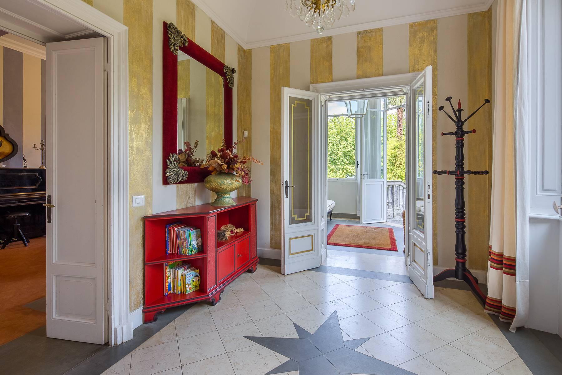 Villa in Affitto a Porto Valtravaglia: 5 locali, 400 mq - Foto 12