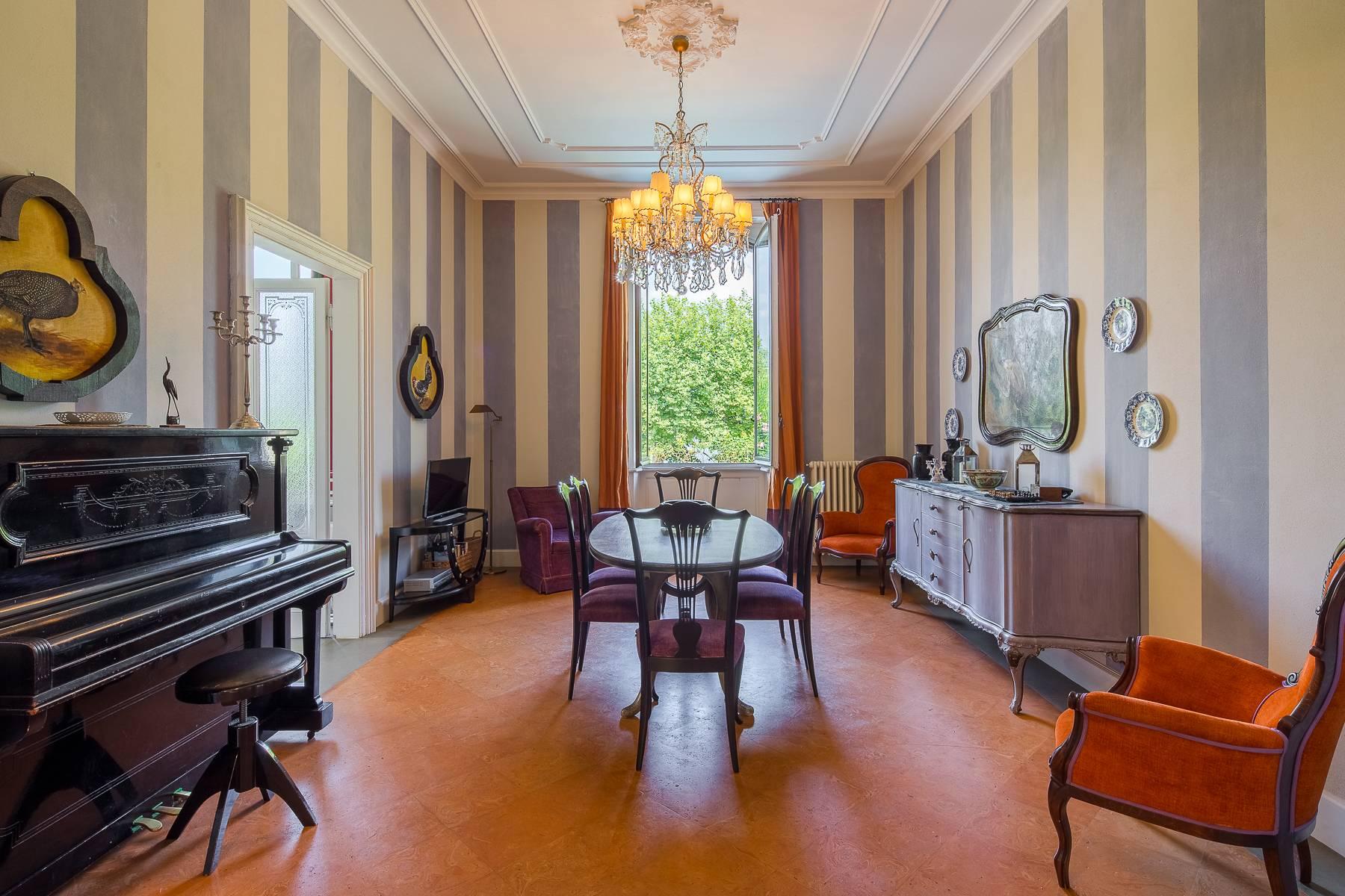 Villa in Affitto a Porto Valtravaglia: 5 locali, 400 mq - Foto 14