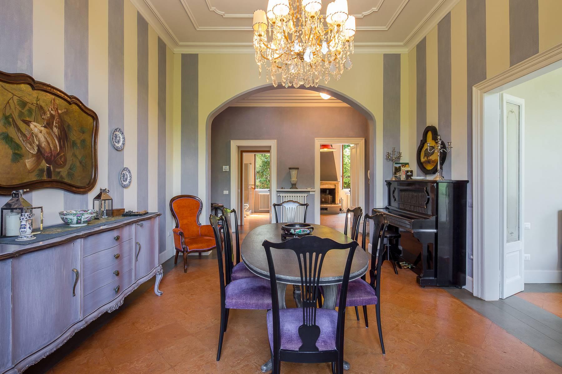 Villa in Affitto a Porto Valtravaglia: 5 locali, 400 mq - Foto 13