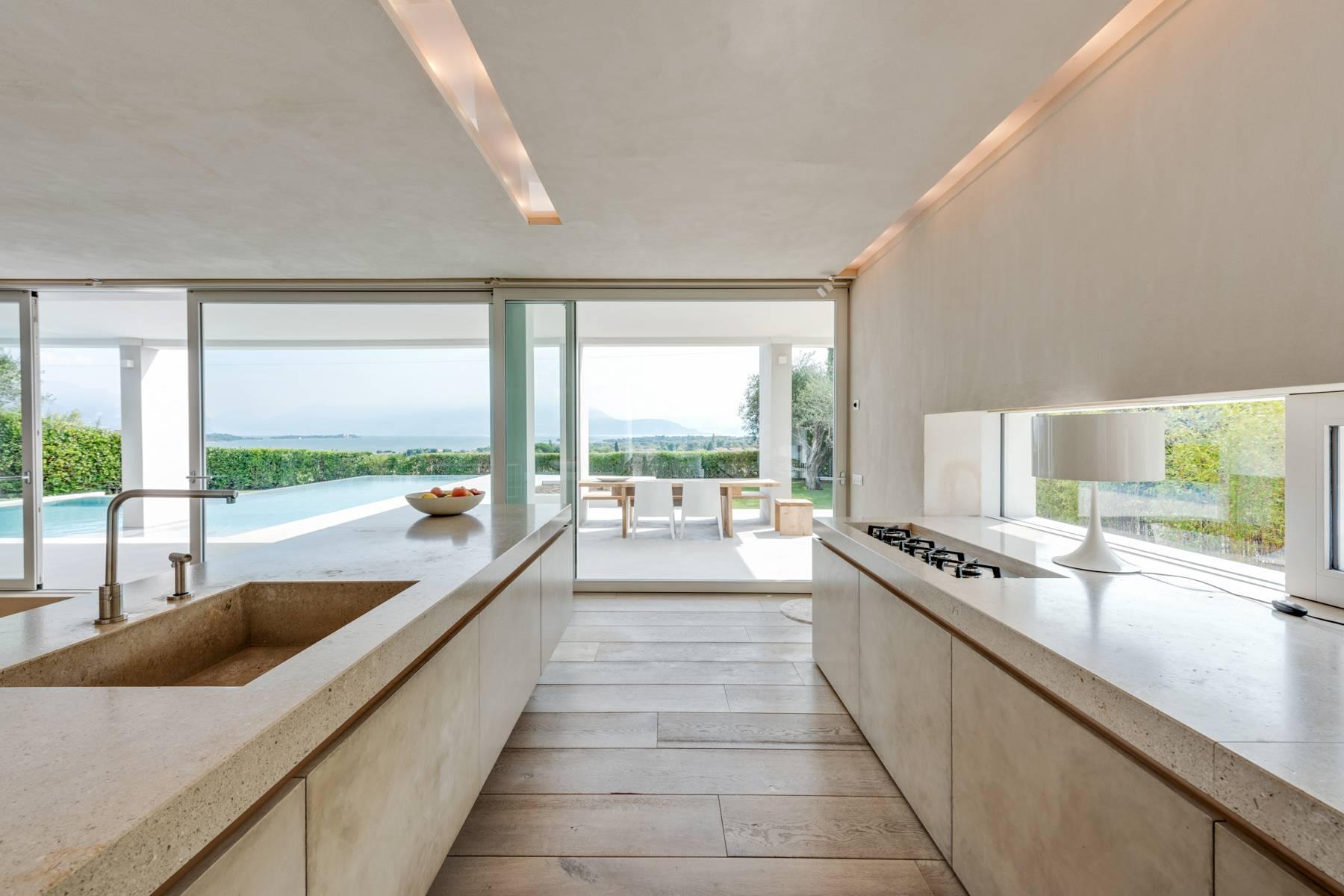 Villa in Vendita a Manerba Del Garda: 5 locali, 355 mq - Foto 7
