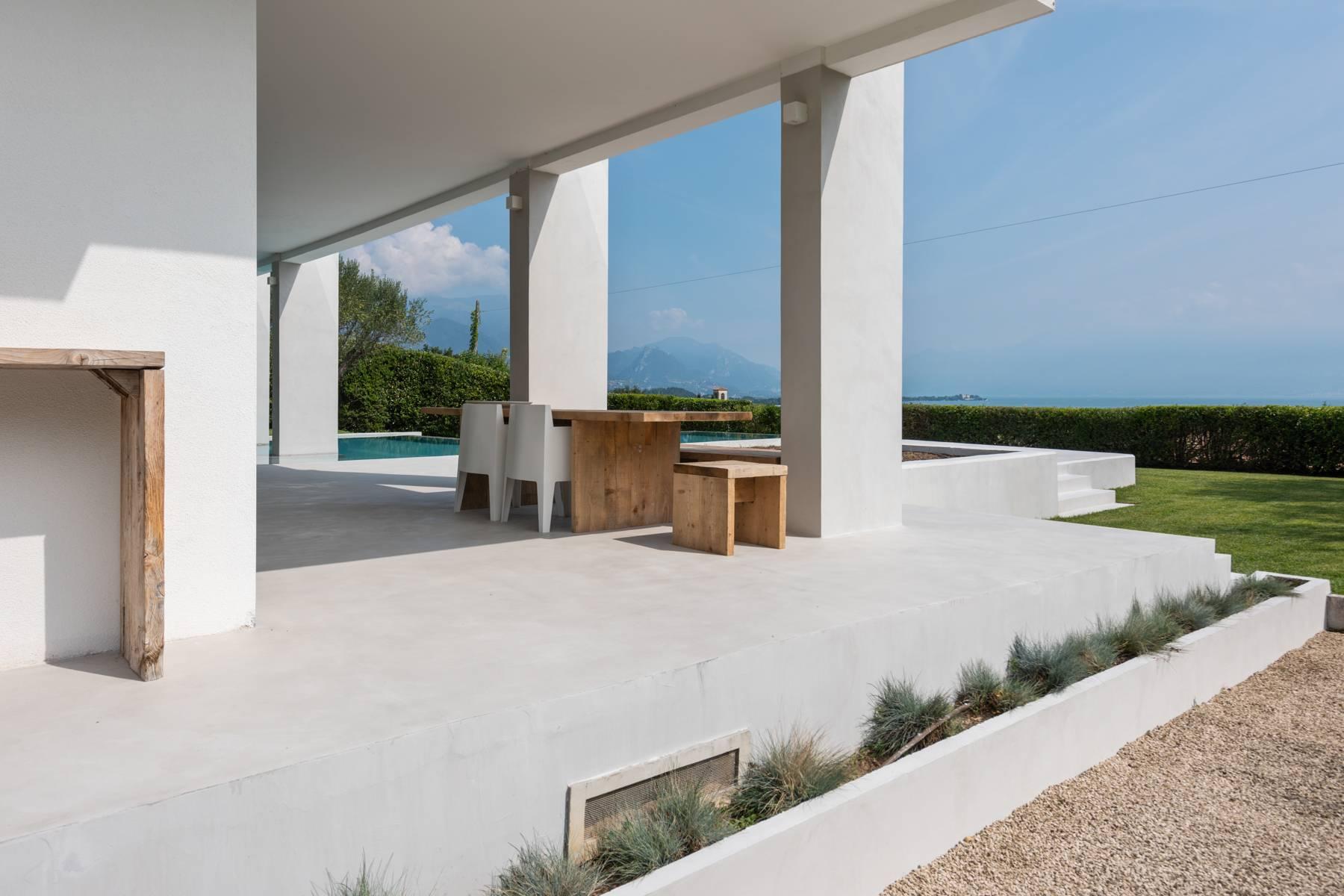 Villa in Vendita a Manerba Del Garda: 5 locali, 355 mq - Foto 30