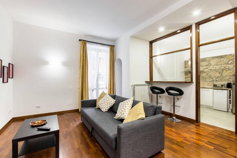 Appartamento in Affitto a Roma 06 Nuovo / Salario / Prati fiscali: 2 locali, 70 mq