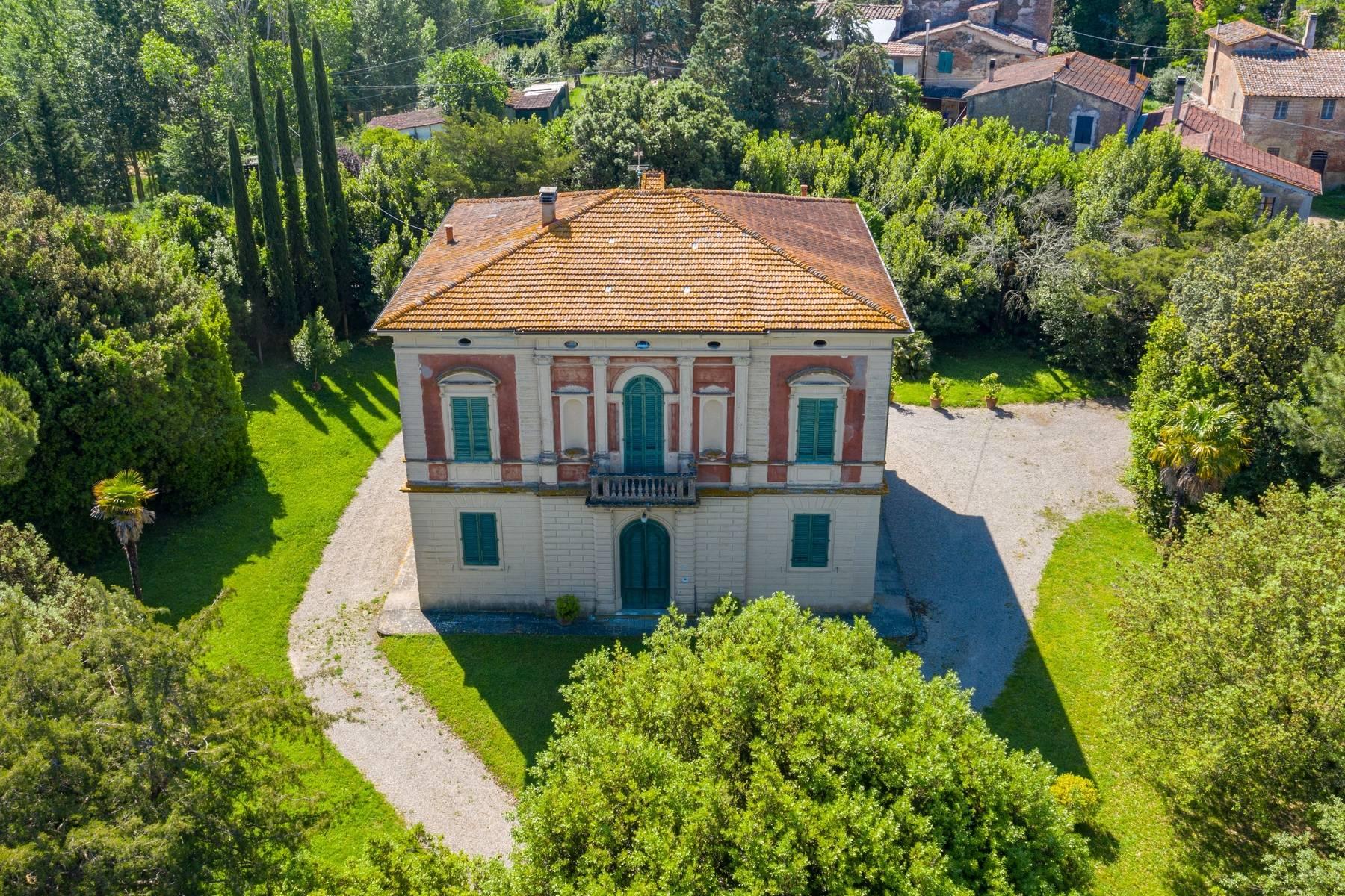 Villa in Vendita a Terricciola: 5 locali, 2300 mq