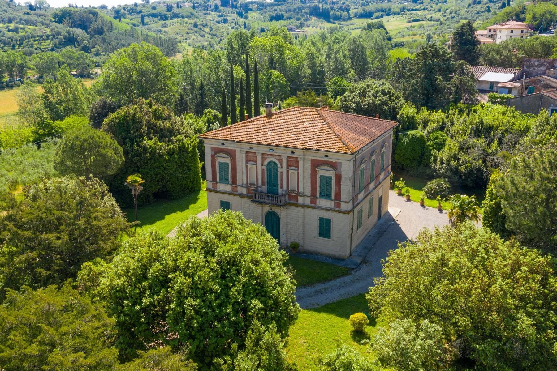 Villa in Vendita a Terricciola: 5 locali, 2300 mq - Foto 3