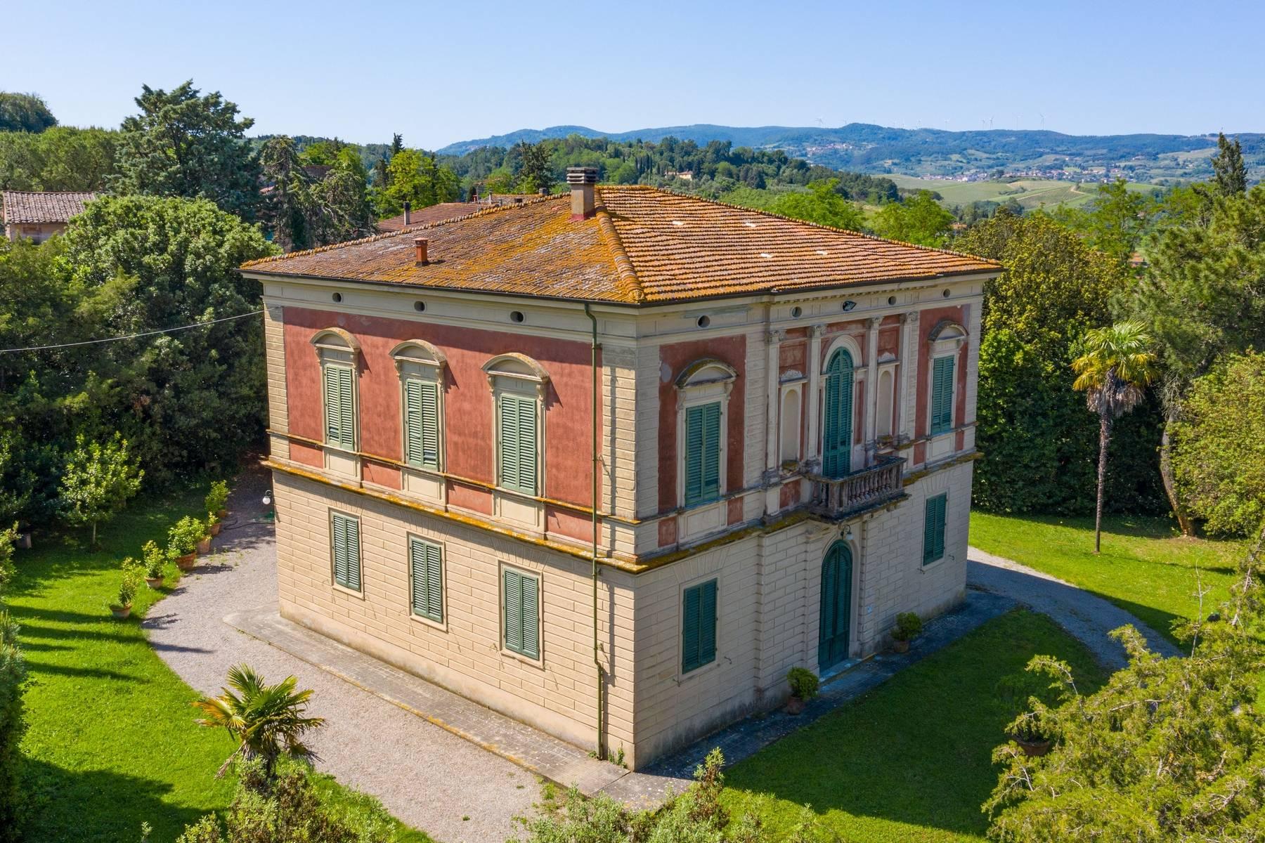 Villa in Vendita a Terricciola: 5 locali, 2300 mq - Foto 2