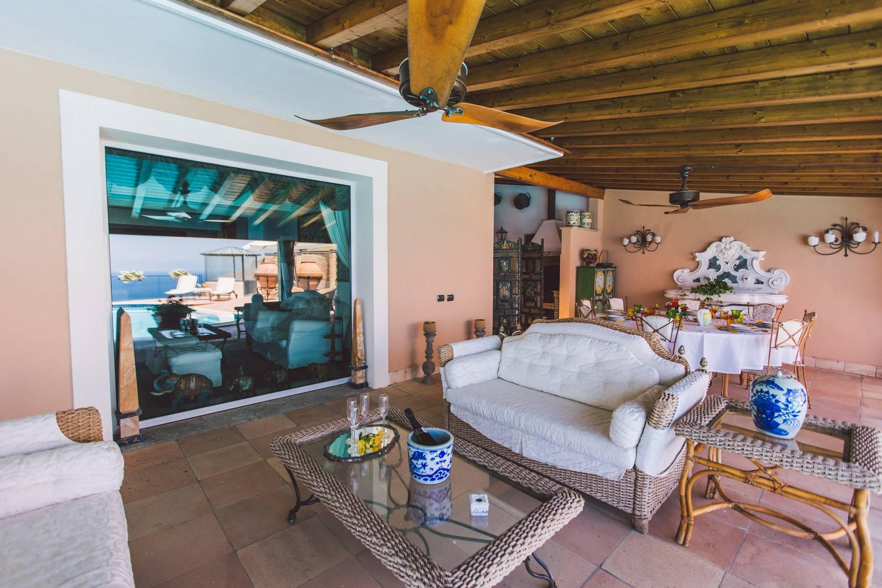 Villa in Vendita a Taormina: 5 locali, 387 mq - Foto 3