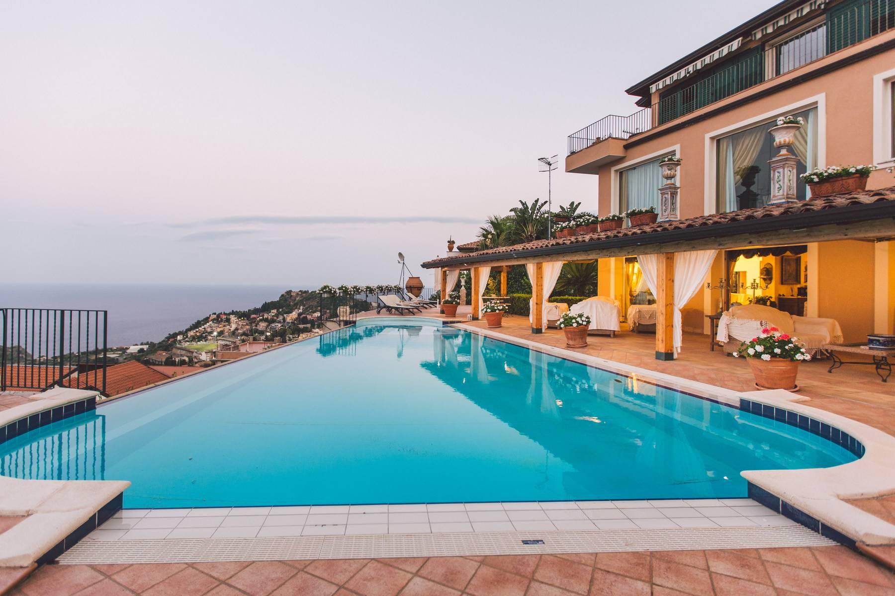 Villa in Vendita a Taormina: 5 locali, 387 mq - Foto 6