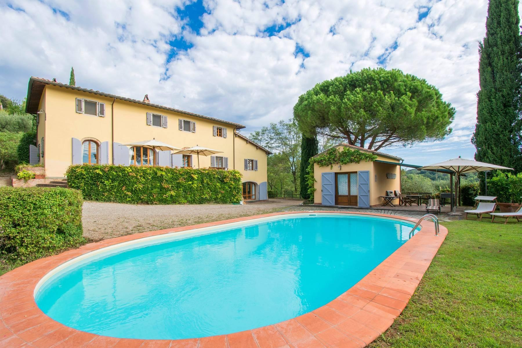 Villa in Vendita a Montopoli In Val D'Arno: 5 locali, 400 mq - Foto 5